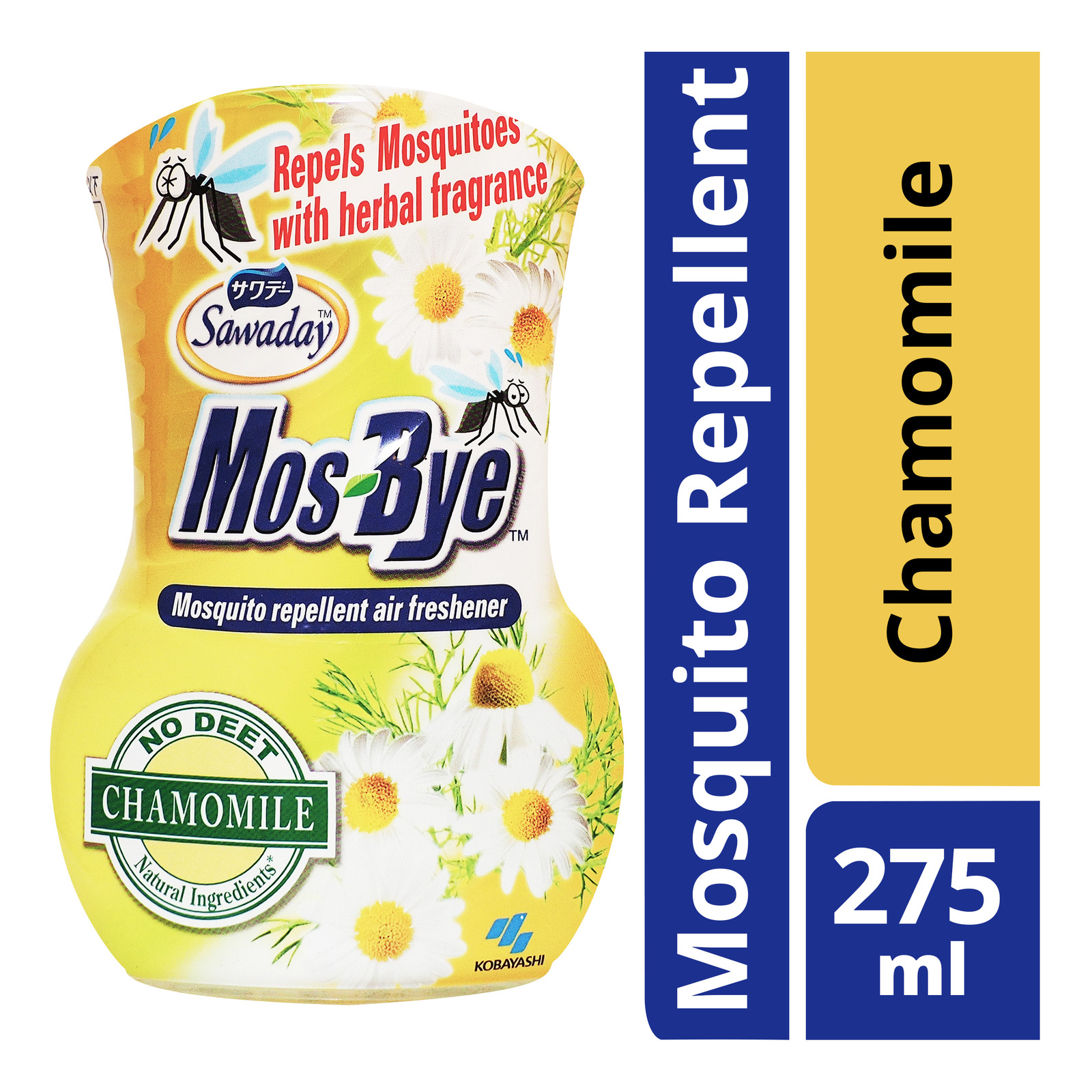 Sawaday Mosquito Repellent Air Freshener - Chamomile