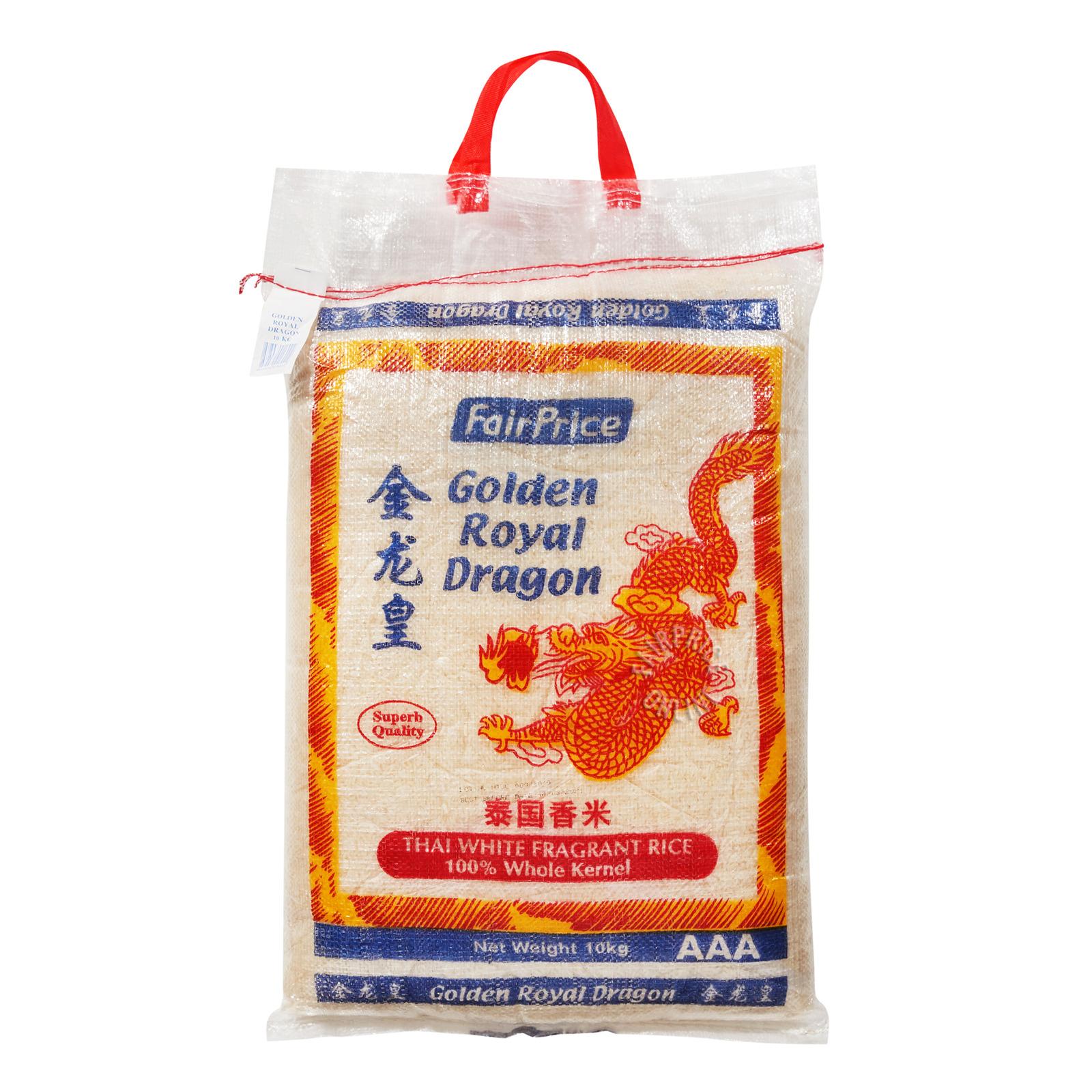 FairPrice AAA Golden Royal Dragon Mixed Thai Hom Mali Rice