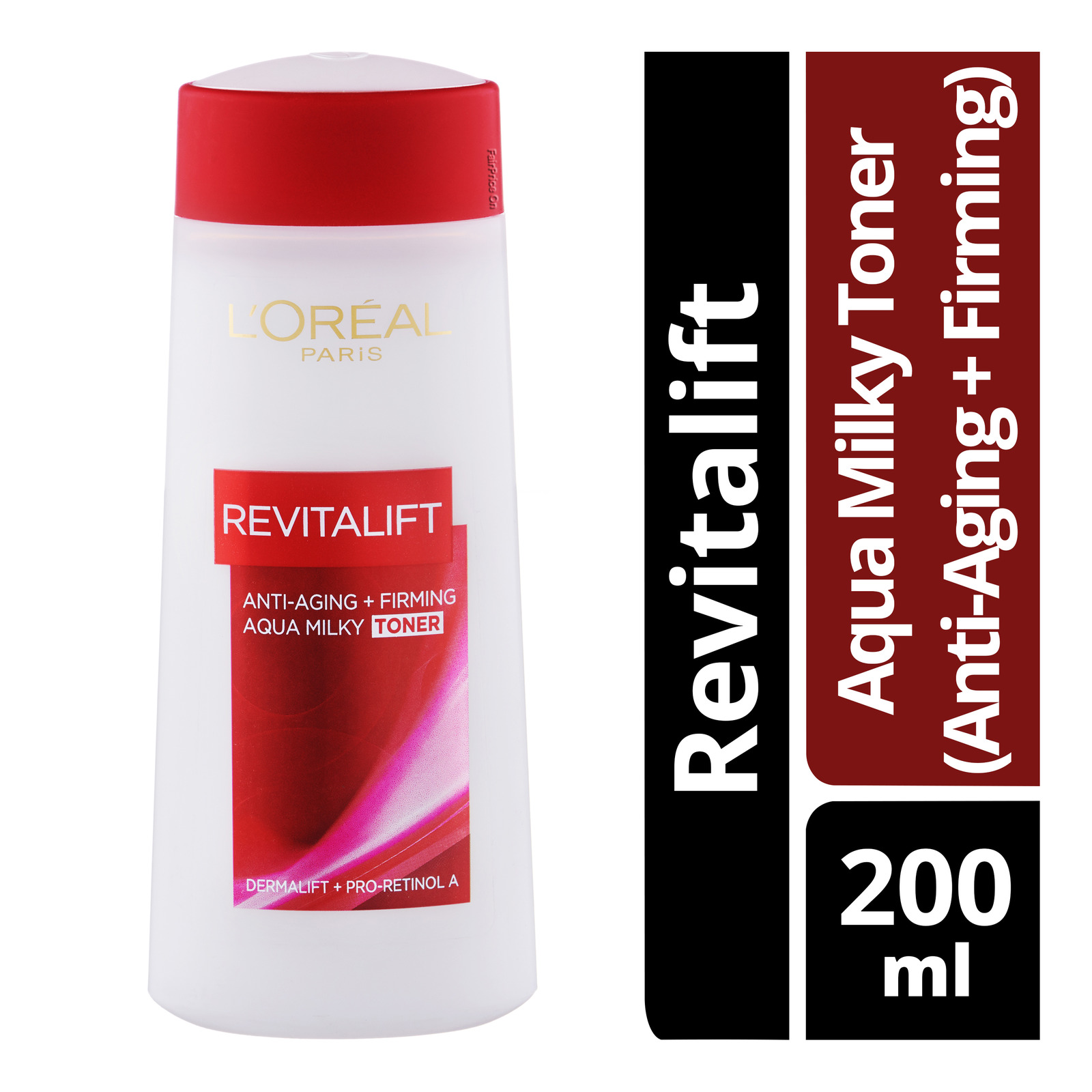 L'Oreal Paris Revitalift Aqua Milky Toner - Anti-Aging + Firming