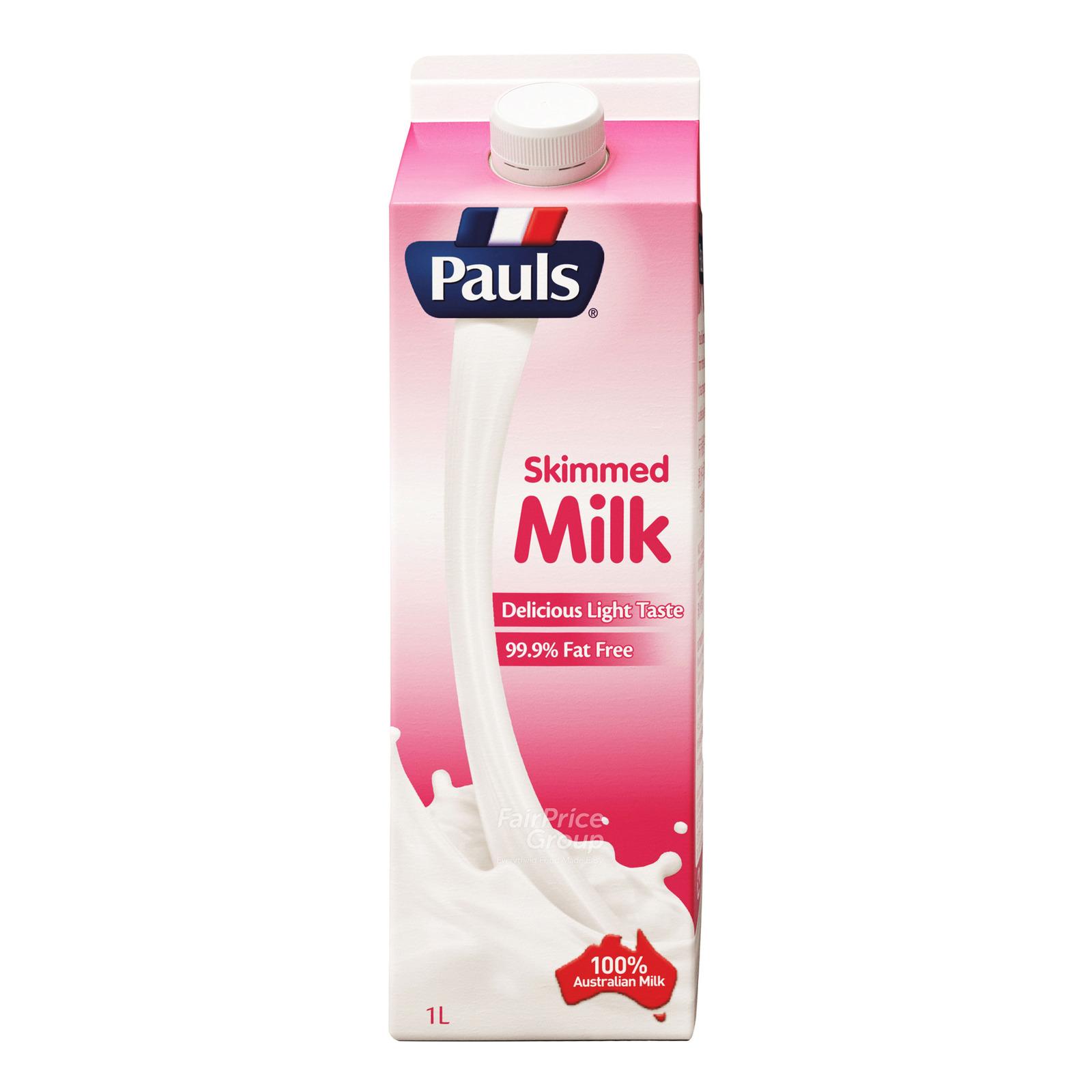 Paul's Fresh Milk - Skimmed