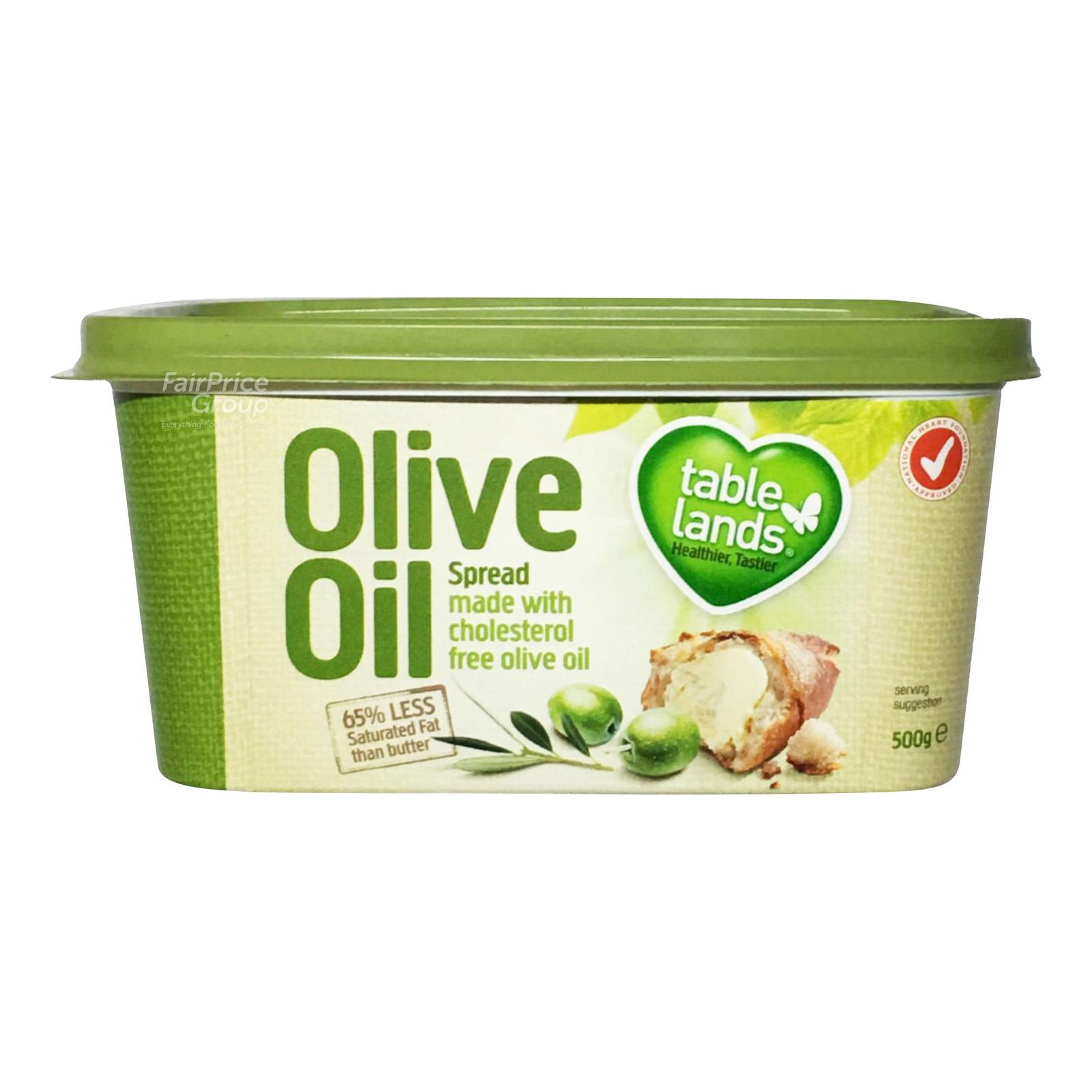 Tablelands Spread - Olive Oil