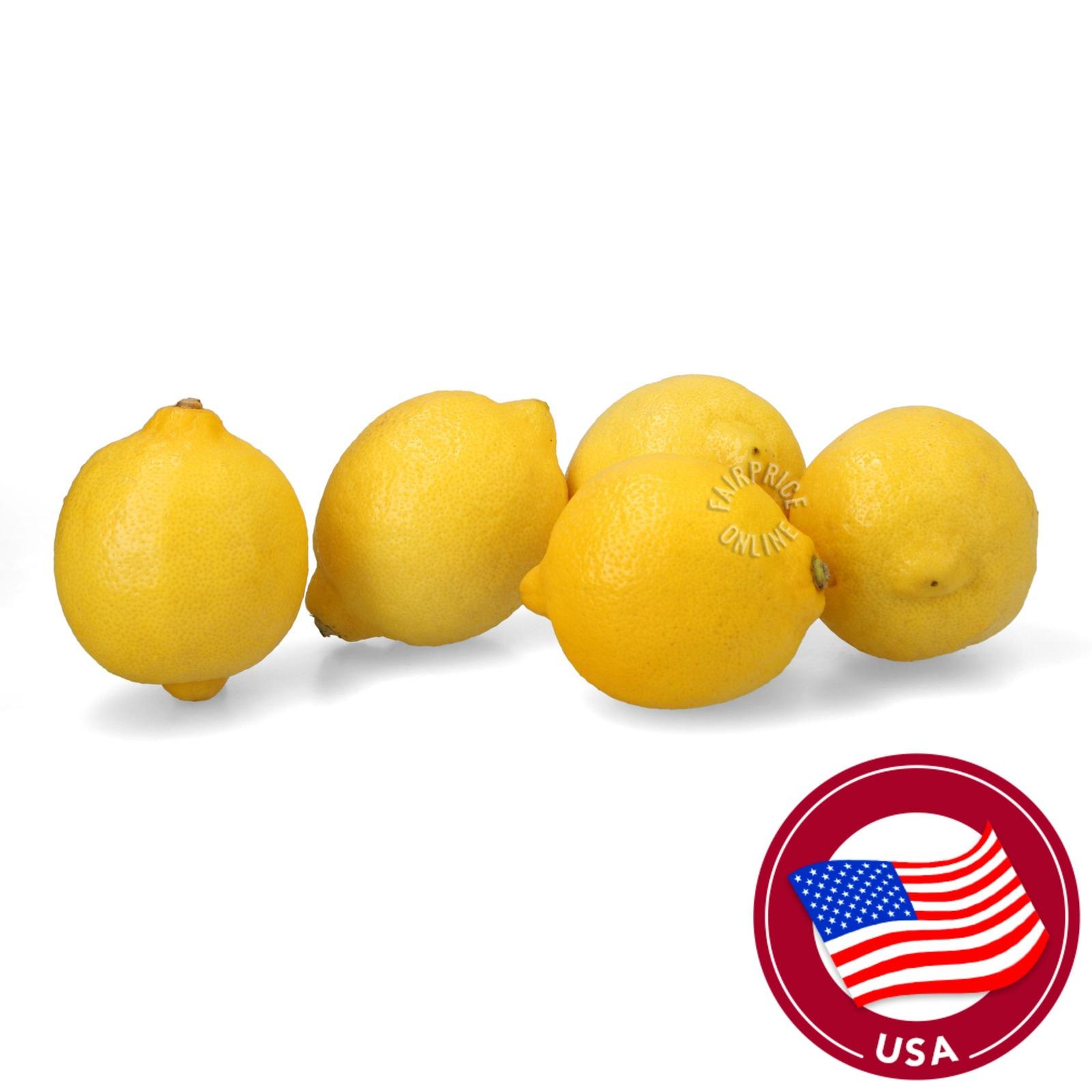 Sunkist USA Lemon
