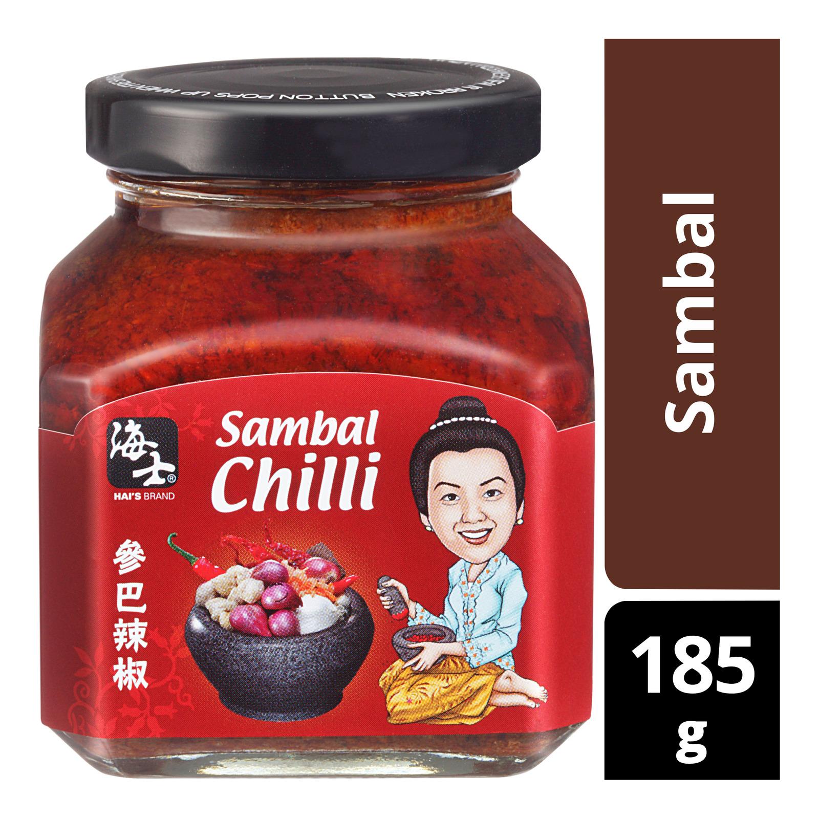 Hai's Chili Sauce - Sambal