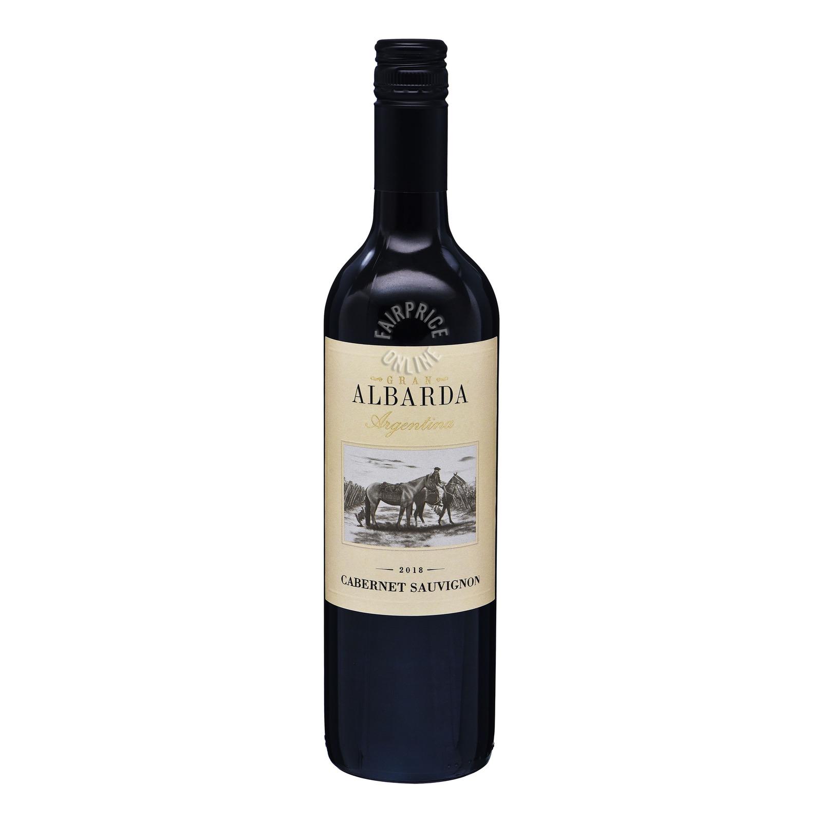 Gran Albarda Red Wine - Cabernet Sauvignon