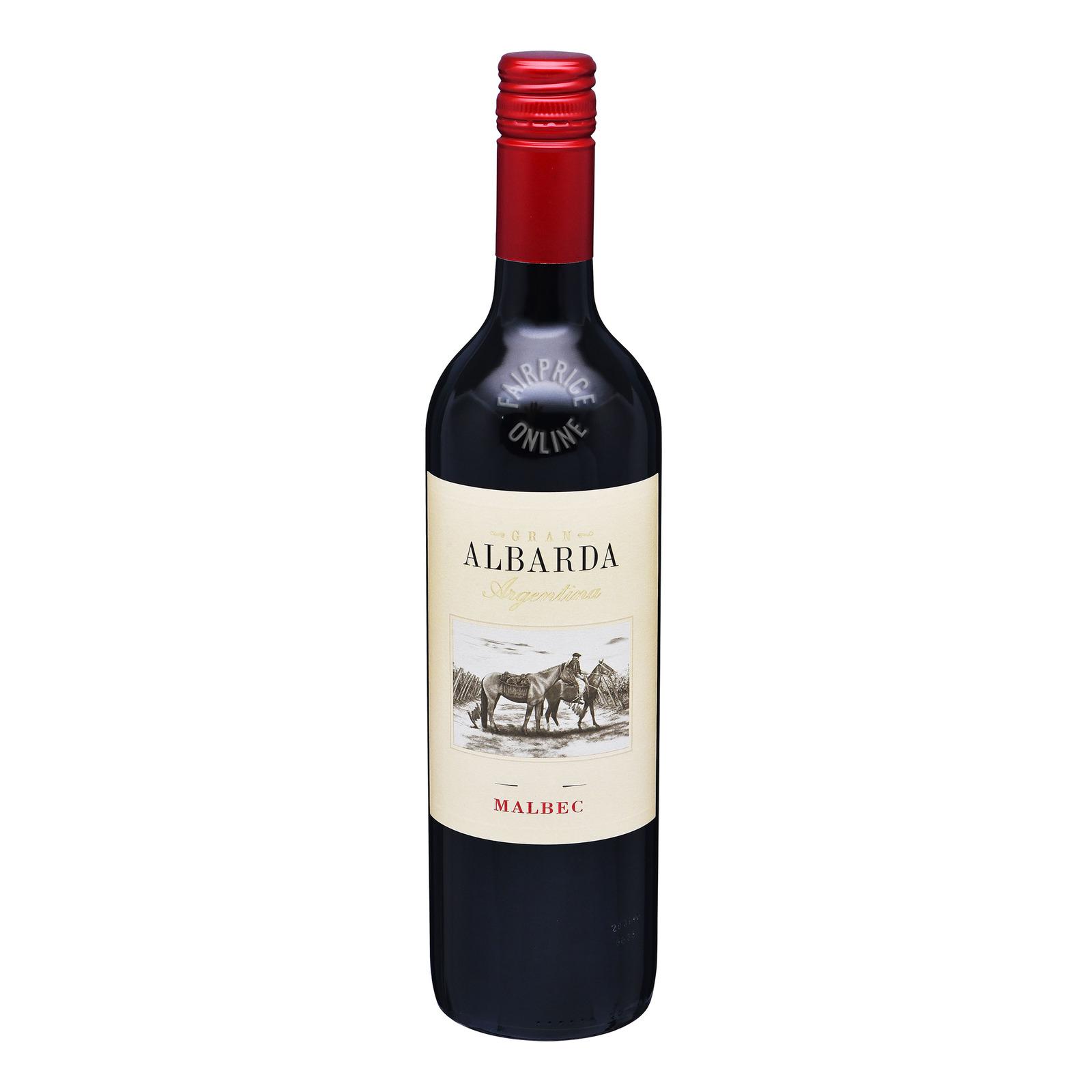 Gran Albarda Red Wine - Malbec