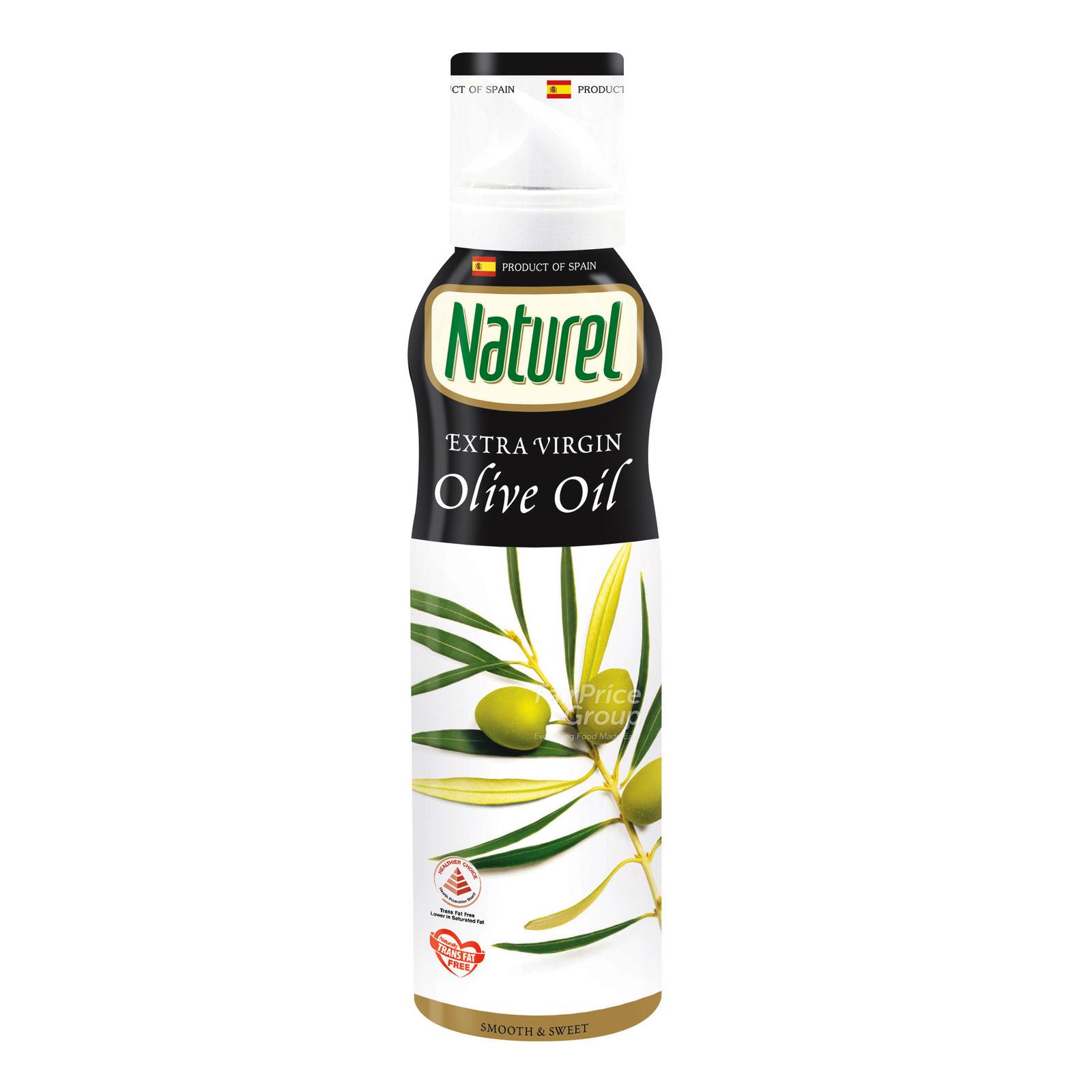 Naturel Spray Oil - Extra Virgin