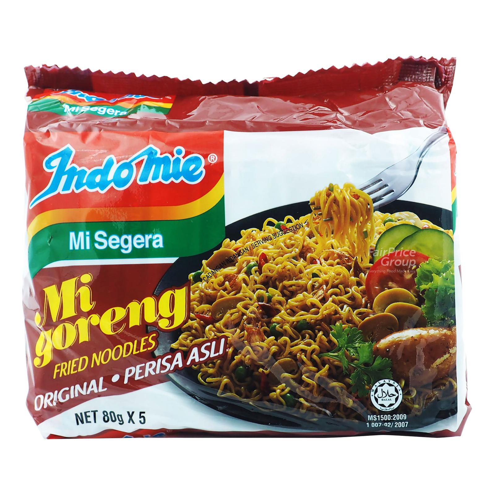 Indomie Mi Goreng Instant Noodles - Original