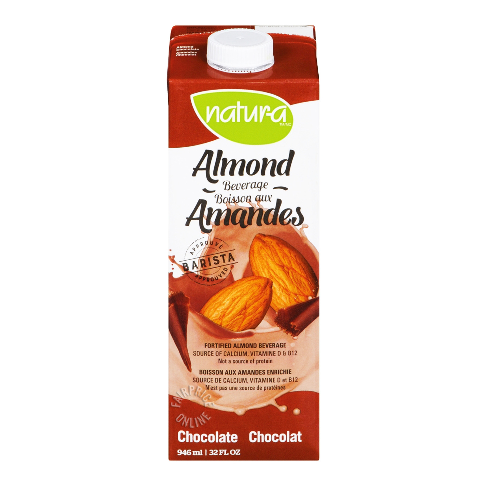 Natur-A Fortified Almond Beverage - Chocolate
