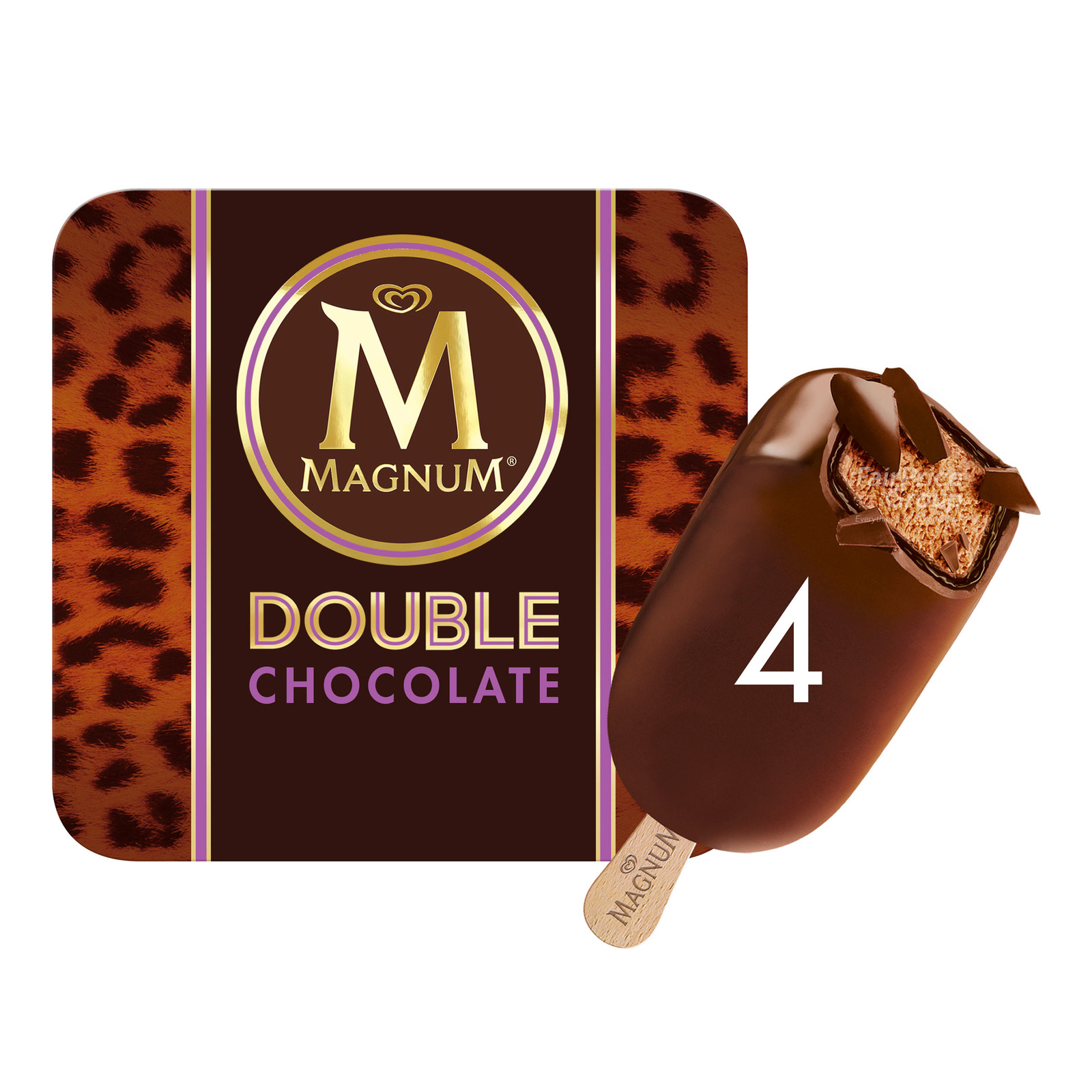 Magnum Ice Cream - Double Chocolate