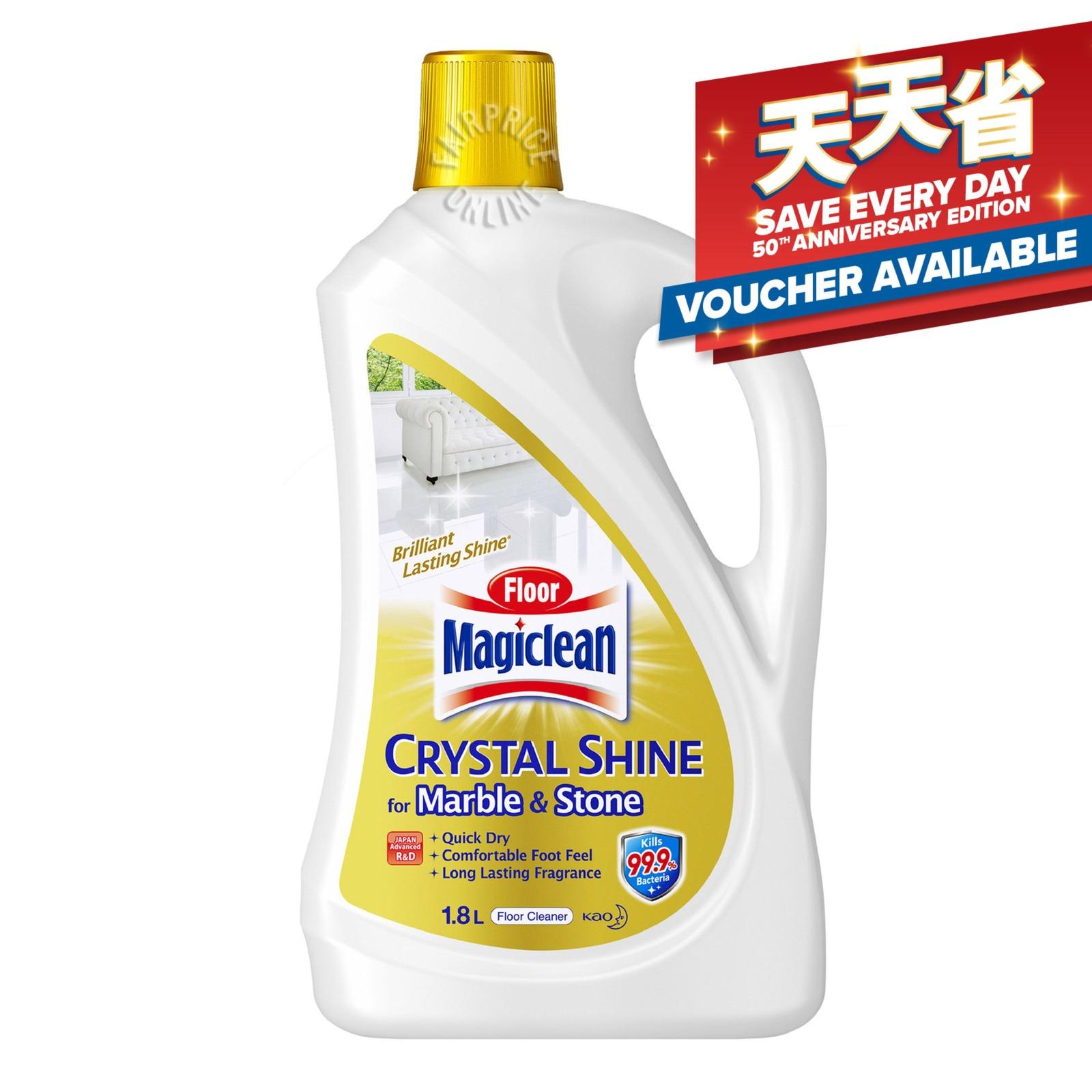 Magiclean Floor Cleaner - Crystal Shine