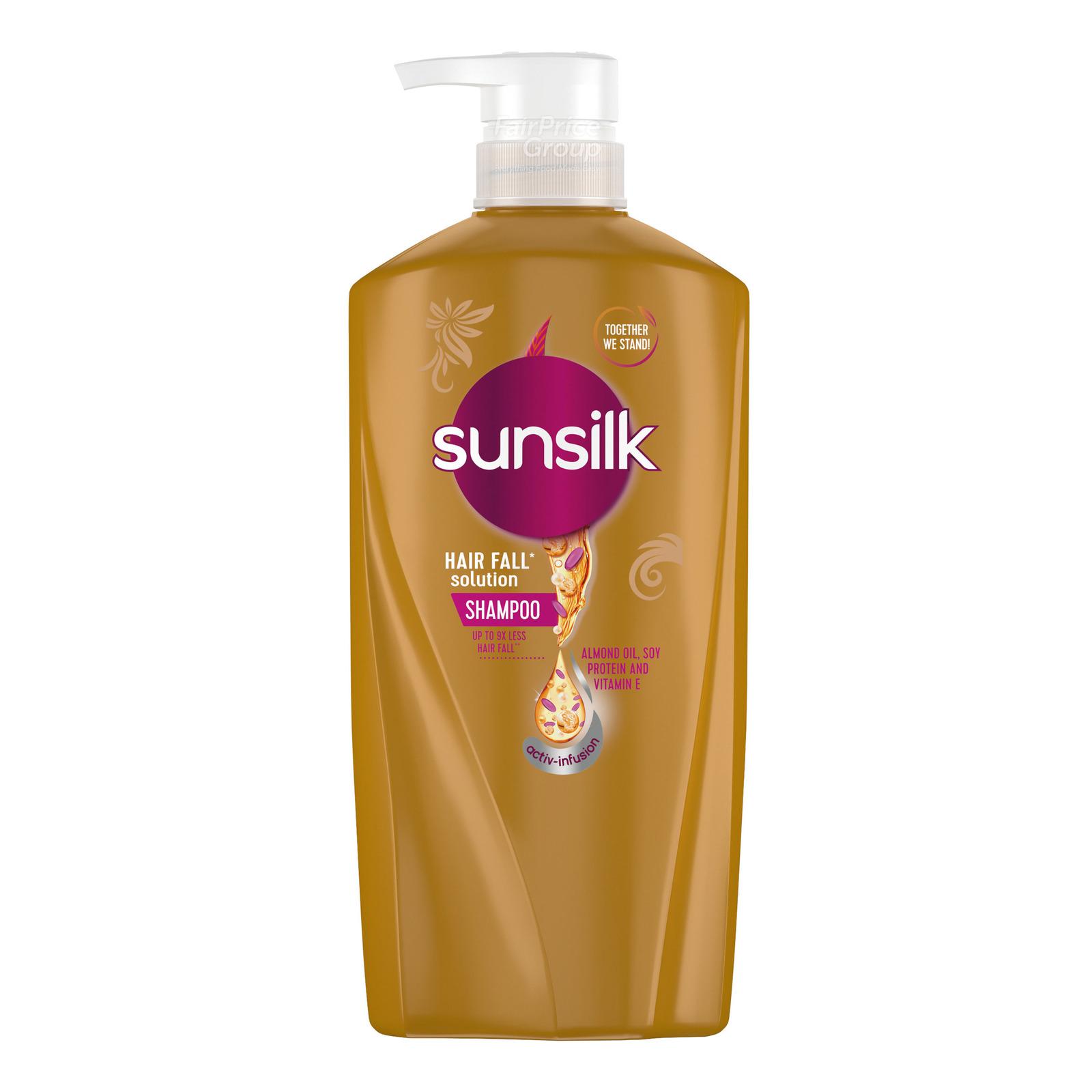 Sunsilk Hair Shampoo - Hair Fall Solution