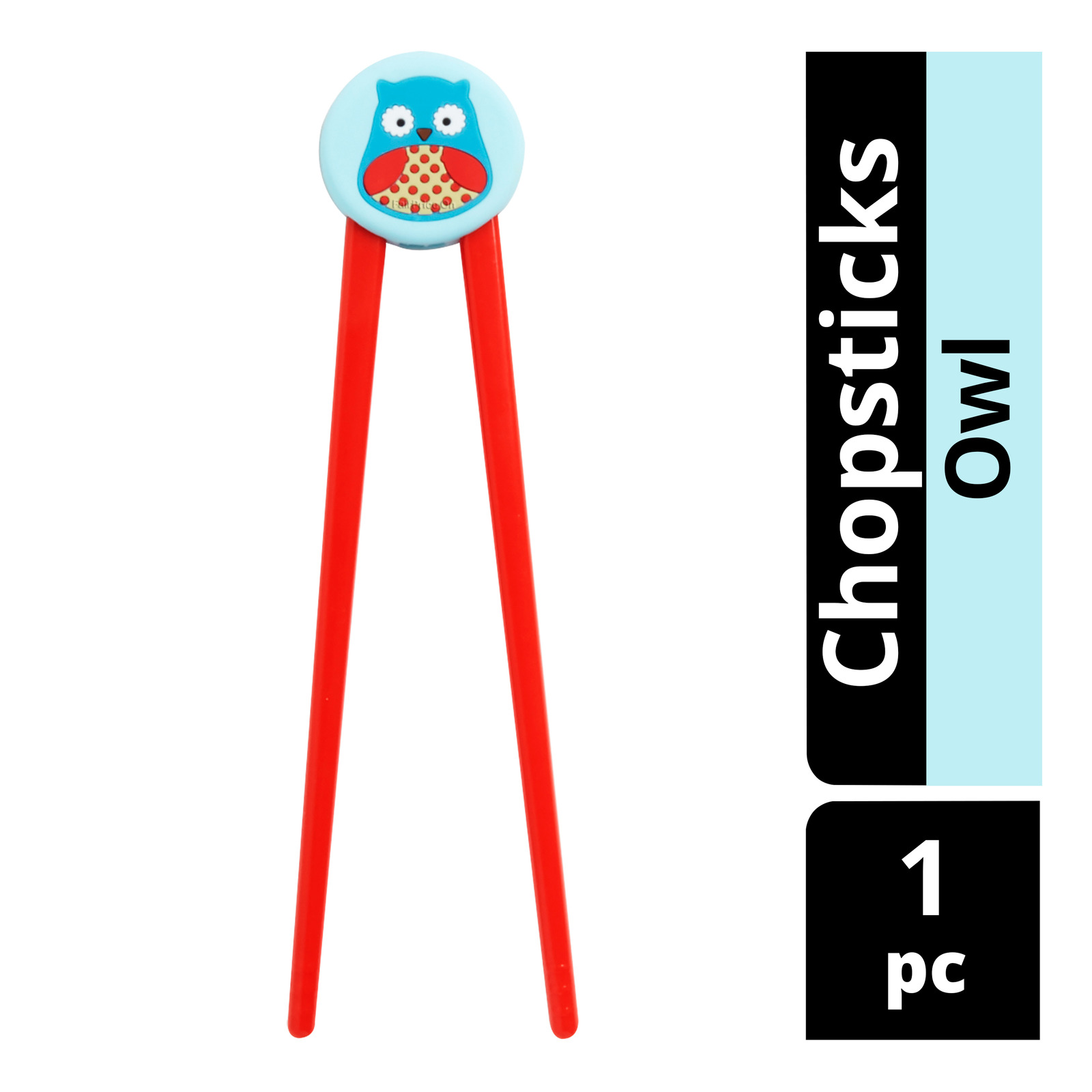 Skip Hop Zoo Training Chopsticks - Owl