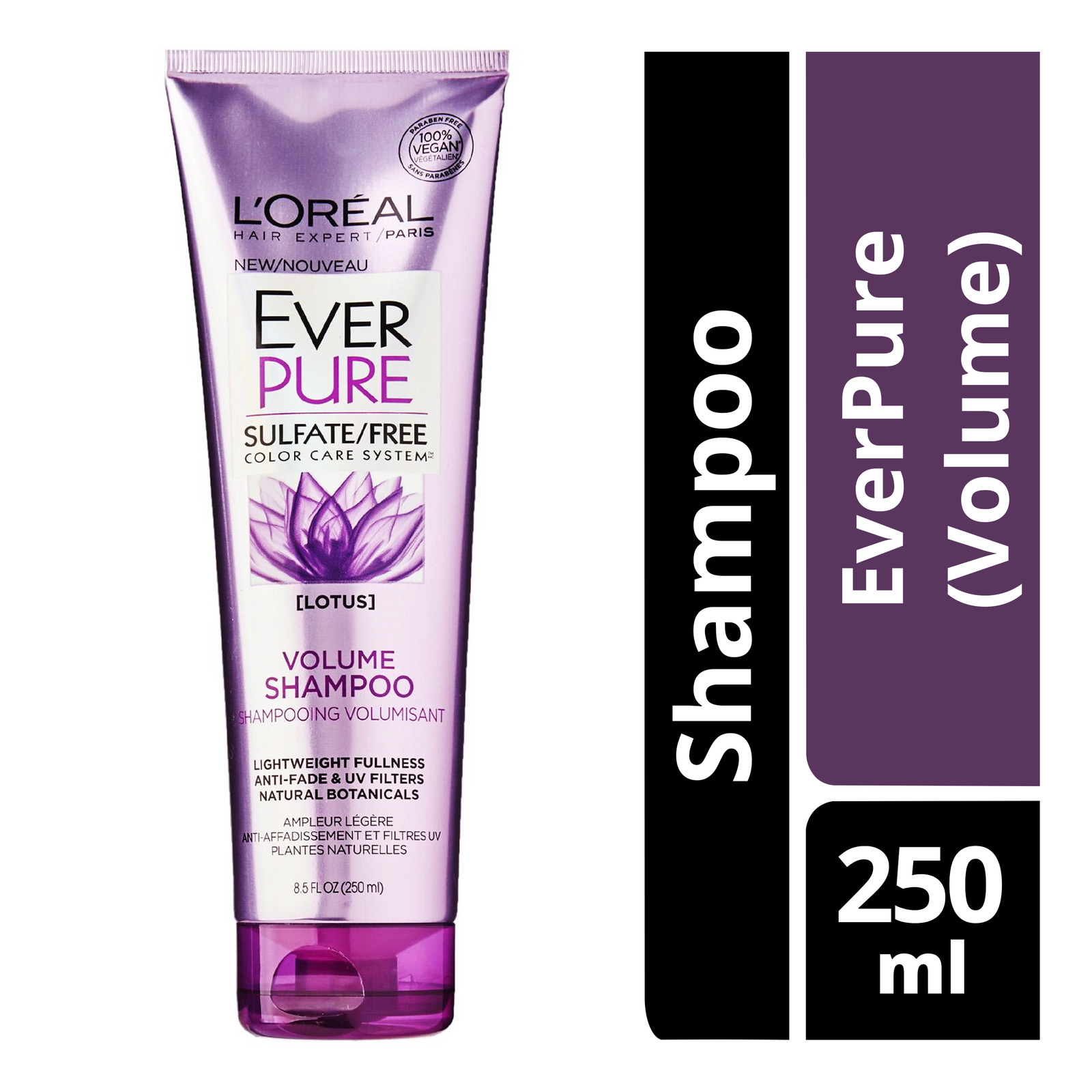 L'Oreal Paris Shampoo - EverPure (Volume)