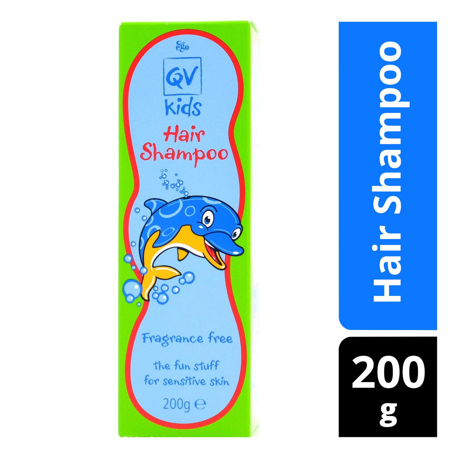 EGO QV kids hair shampoo 200ml