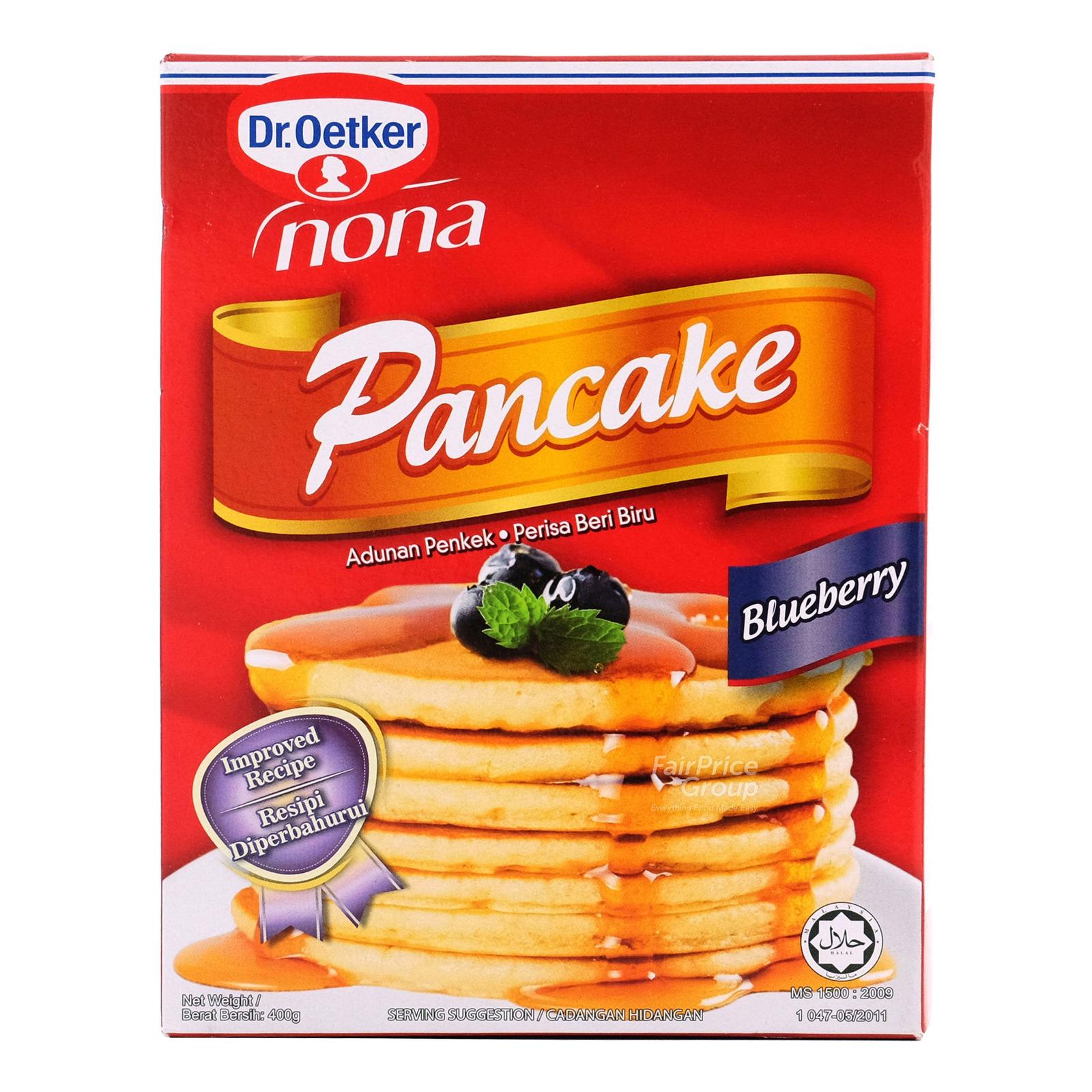 Dr Oetker Nona Pancake Mix - Blueberry