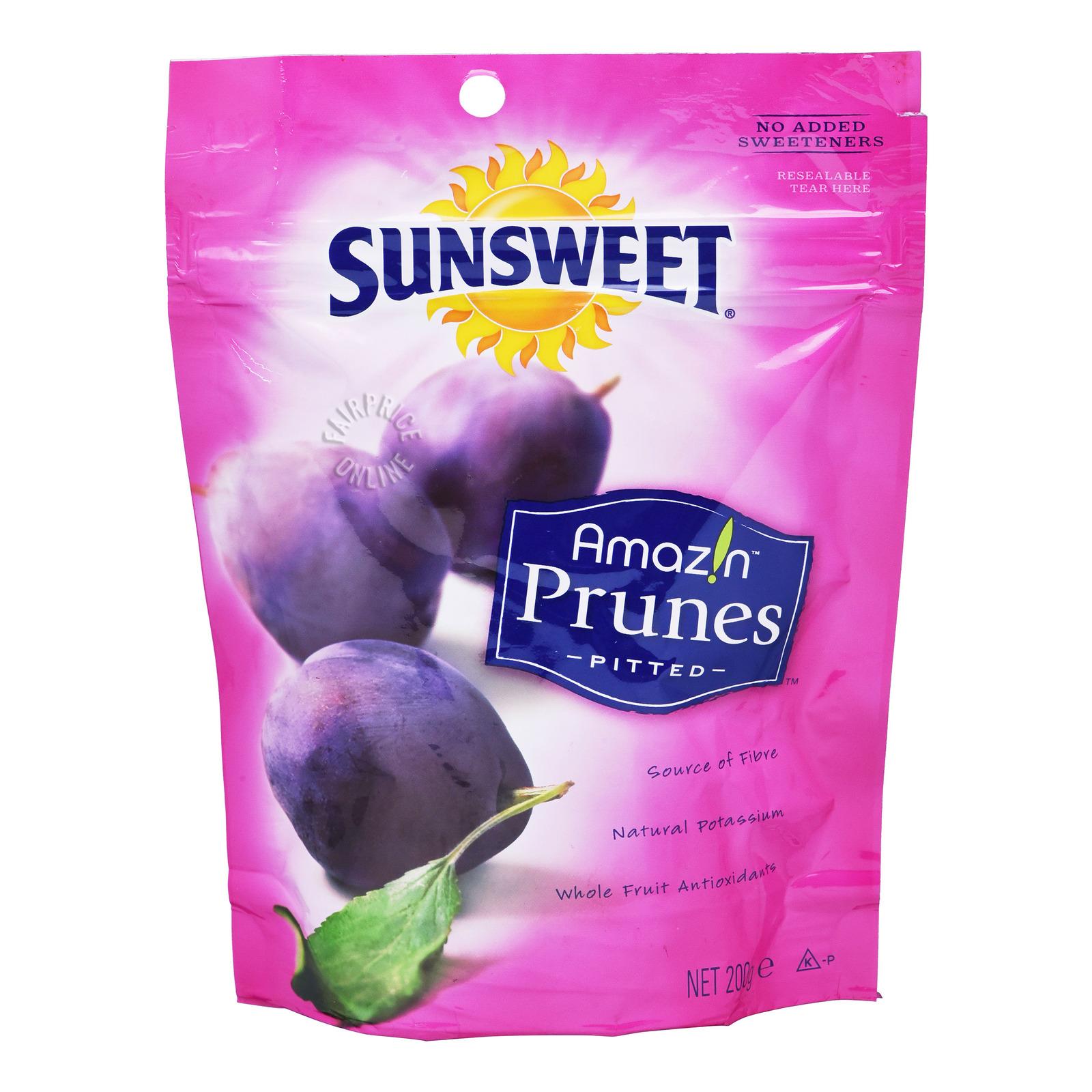 SUNSWEET Pitted Prune (USA) 227g