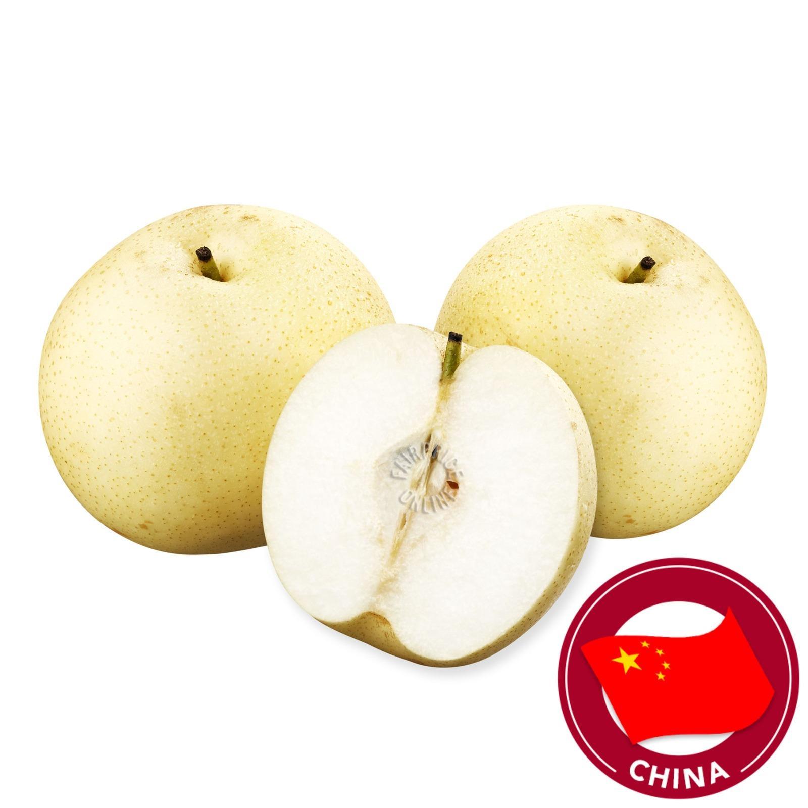Pasar China Golden Pear