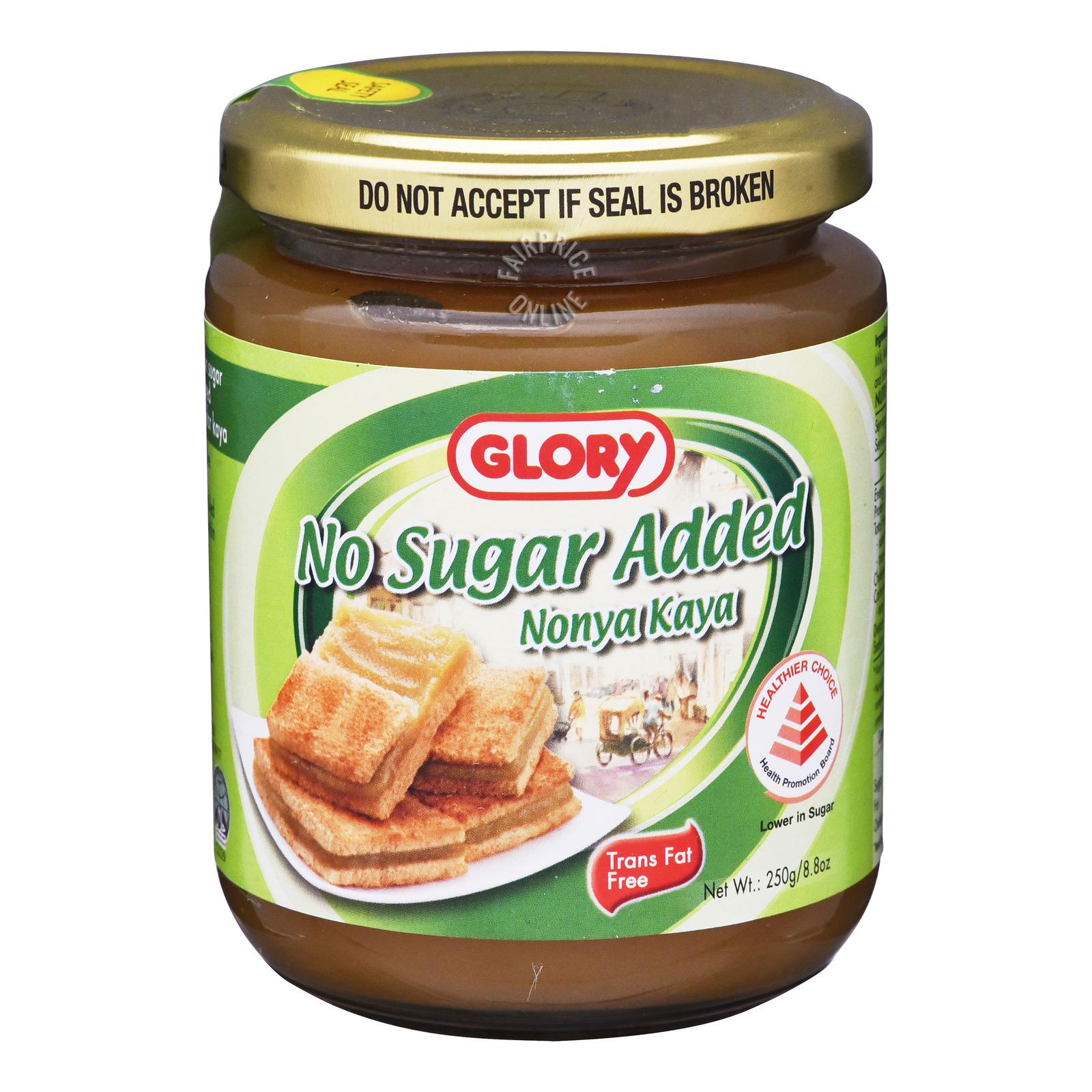 Glory Nonya Kaya - No Sugar Added