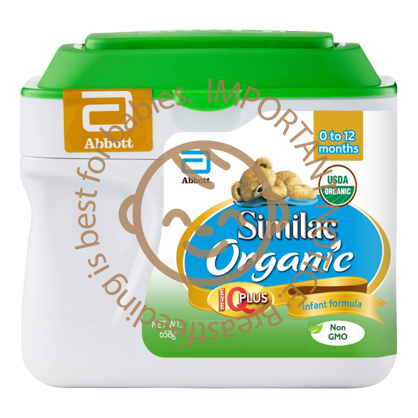 BELLAMYS ORGANIC organic infant milk formula step 1 900g