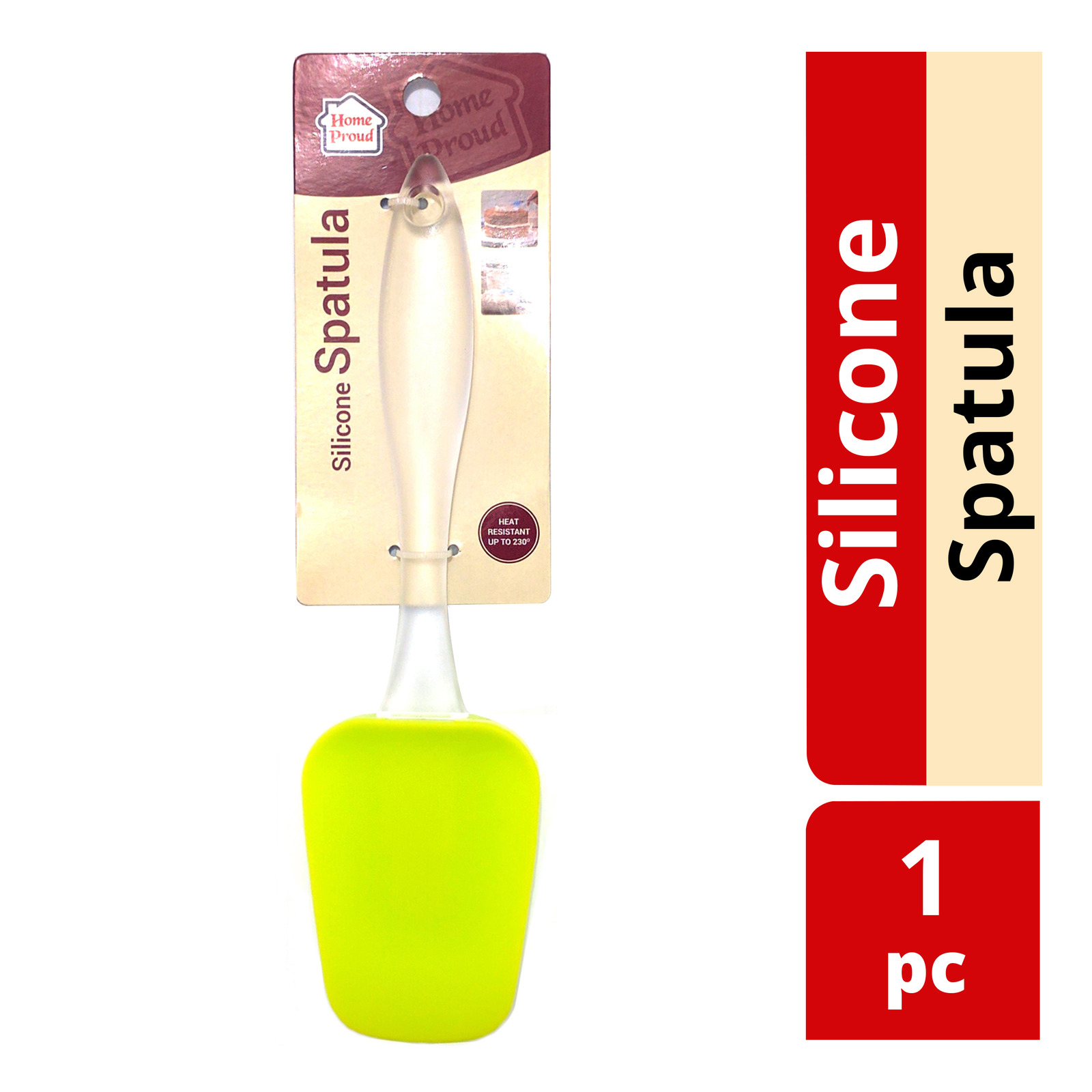 HomeProud Silicone Spatula