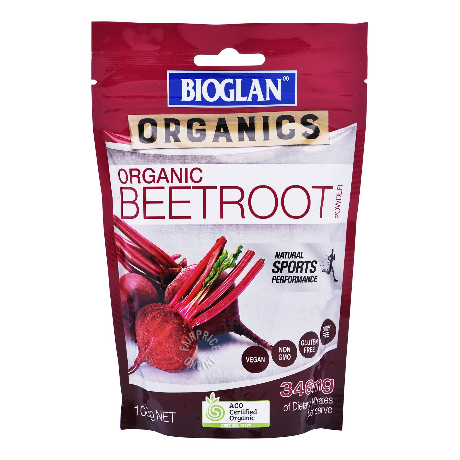 Bioglan Organics Powder - Beetroot