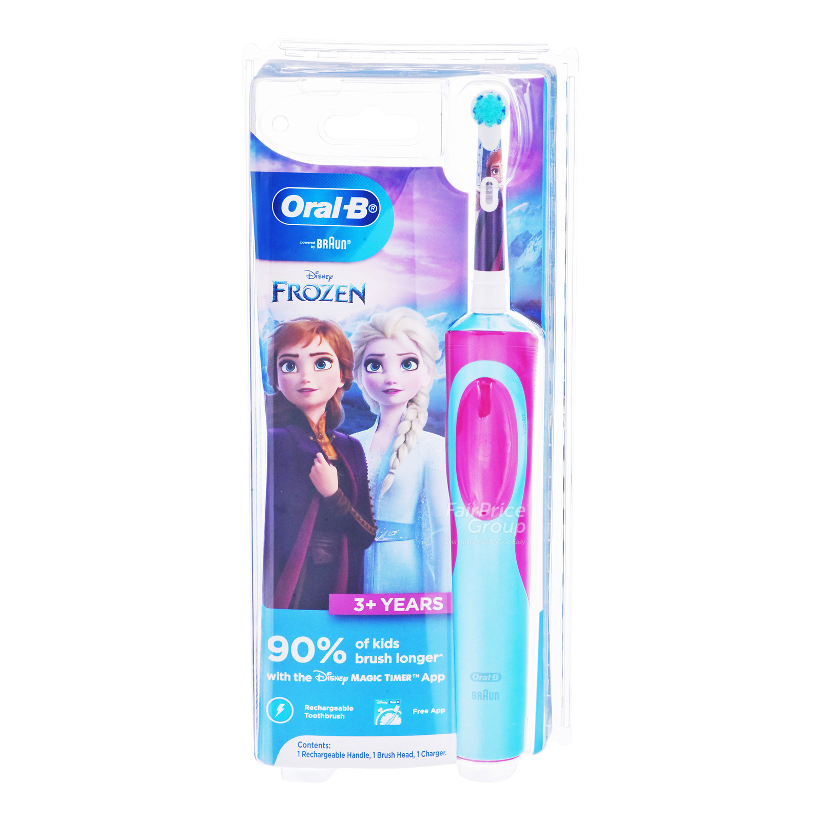 Oral-B Kids Battery Toothbrush - Stages Power (3+ years)