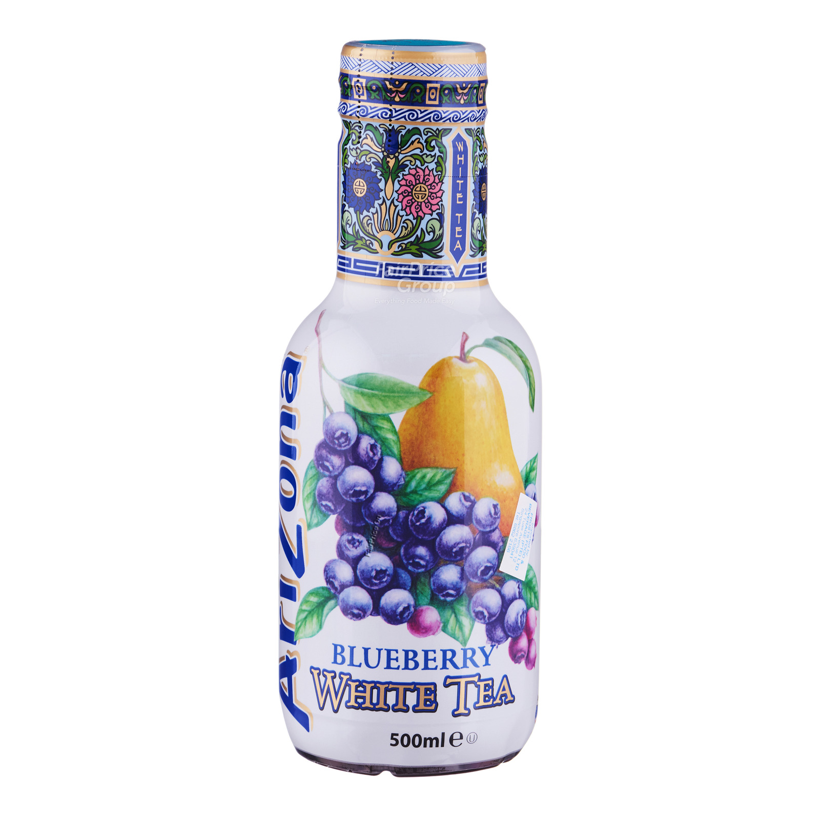 AriZona Bottle Drink - Blueberry White Tea