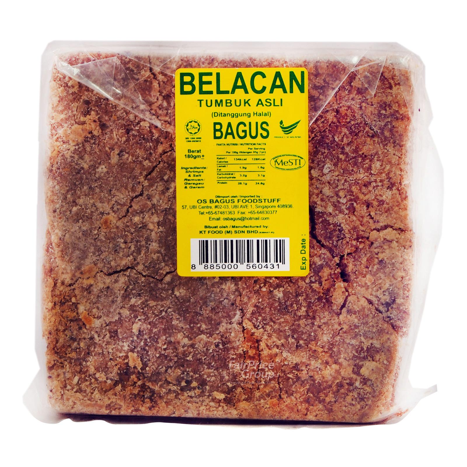 Bagus Belachan