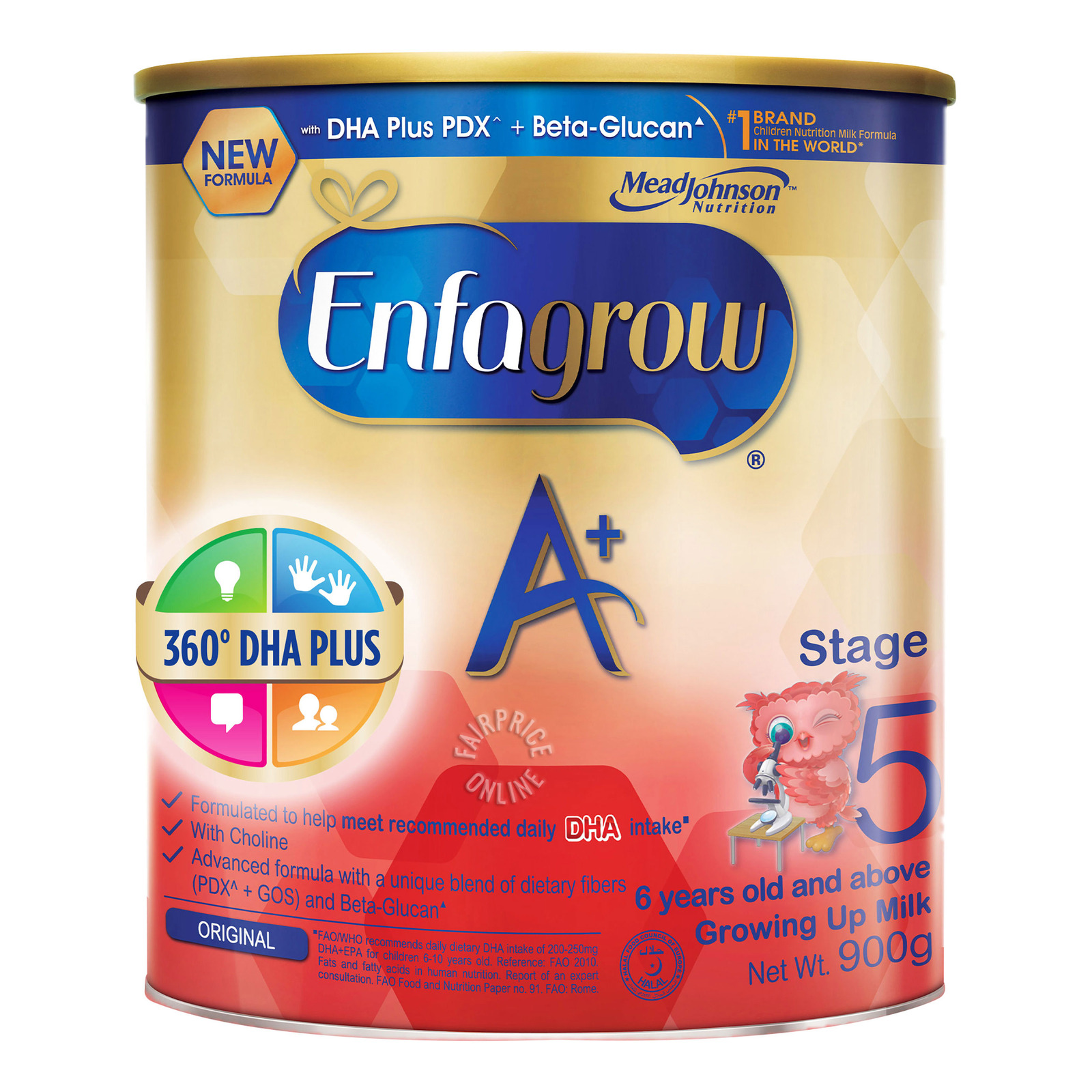 Enfagrow A+ Children Milk Powder Formula - Stage 5