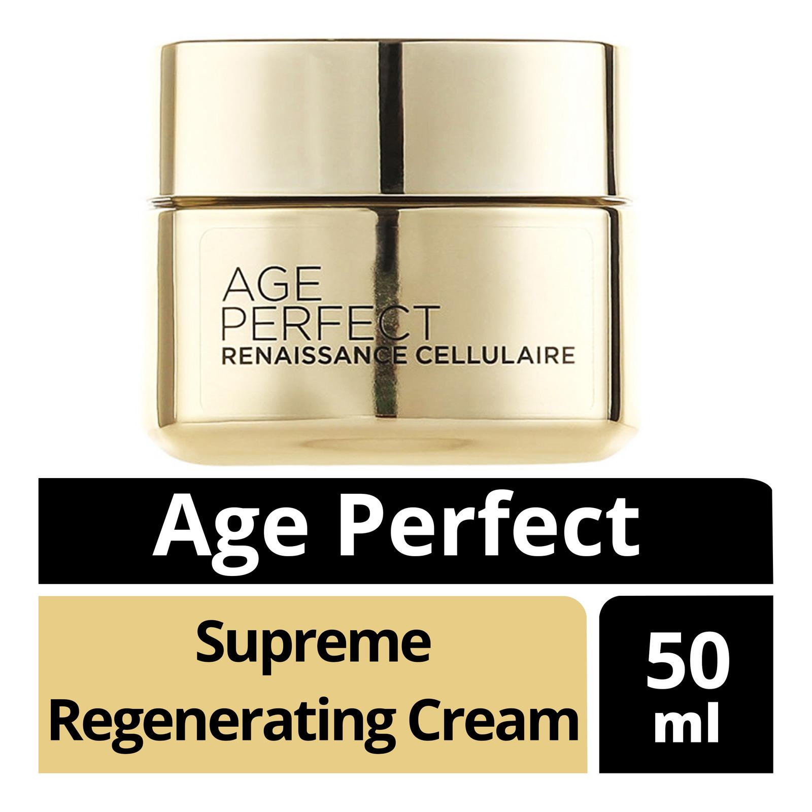 L'Oreal Paris Age Perfect Supreme Regenerating Cream