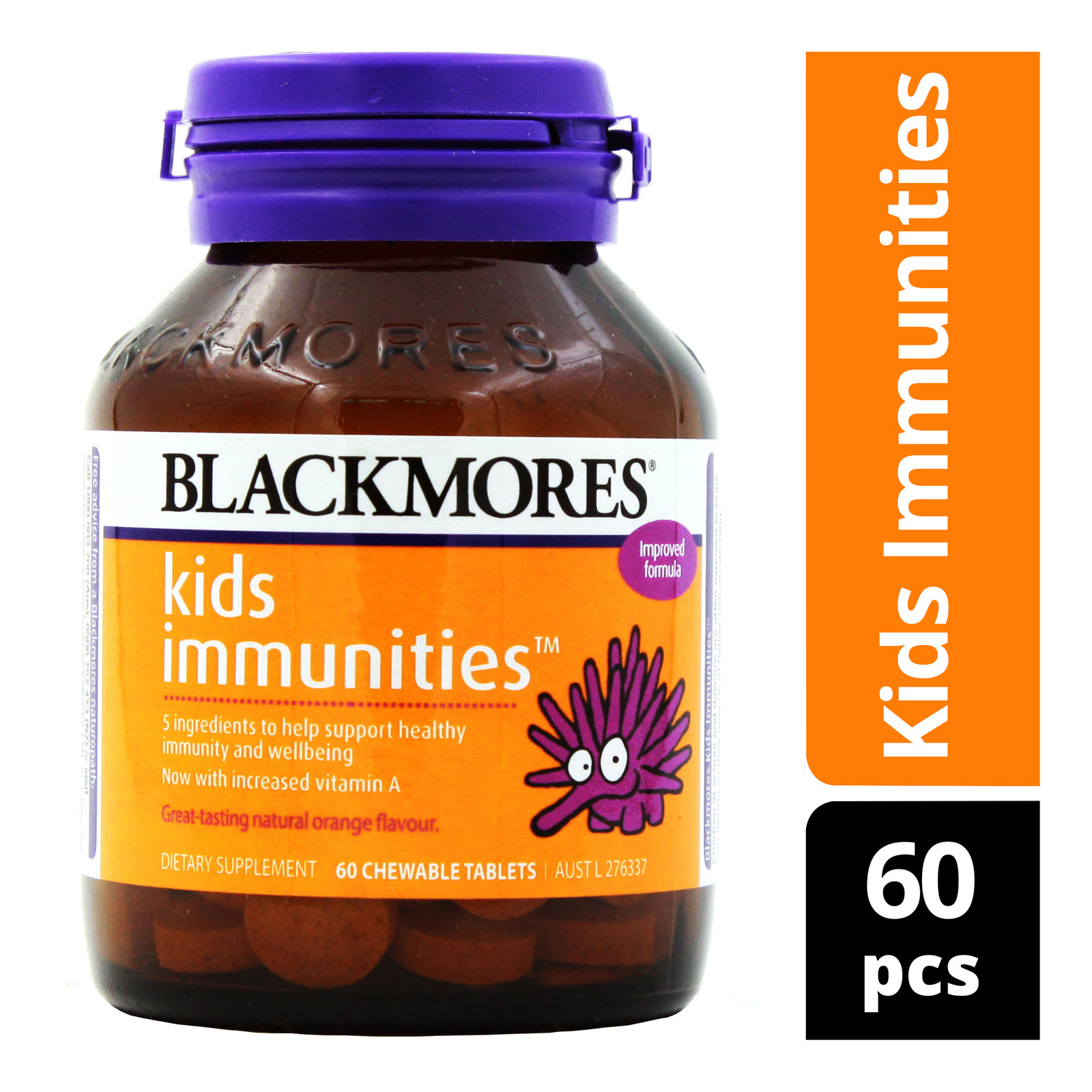 Blackmores Kids Dietary Supplement - Immunities