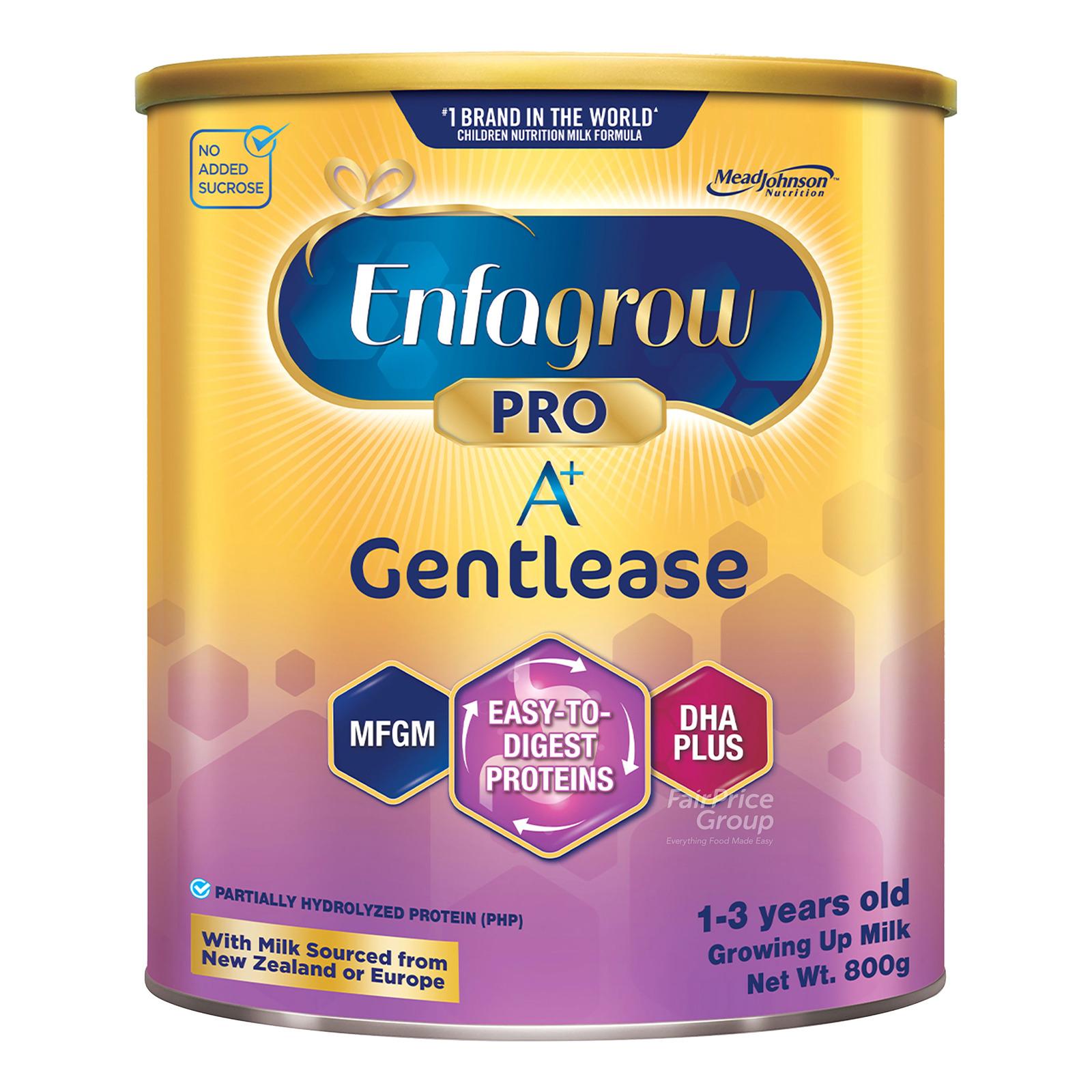 Enfagrow A+ Gentlease Growing Up Milk - Stage 3
