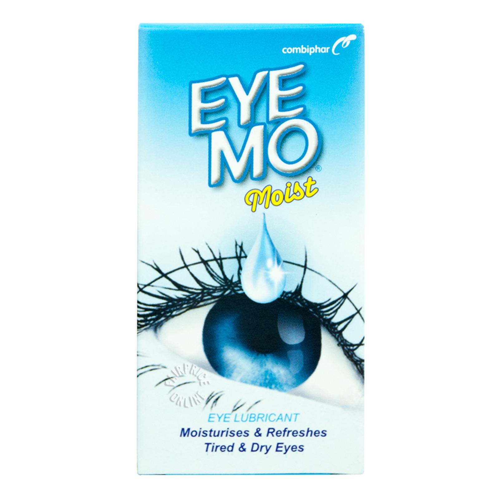 Eye Mo Eye Lubricant - Moist