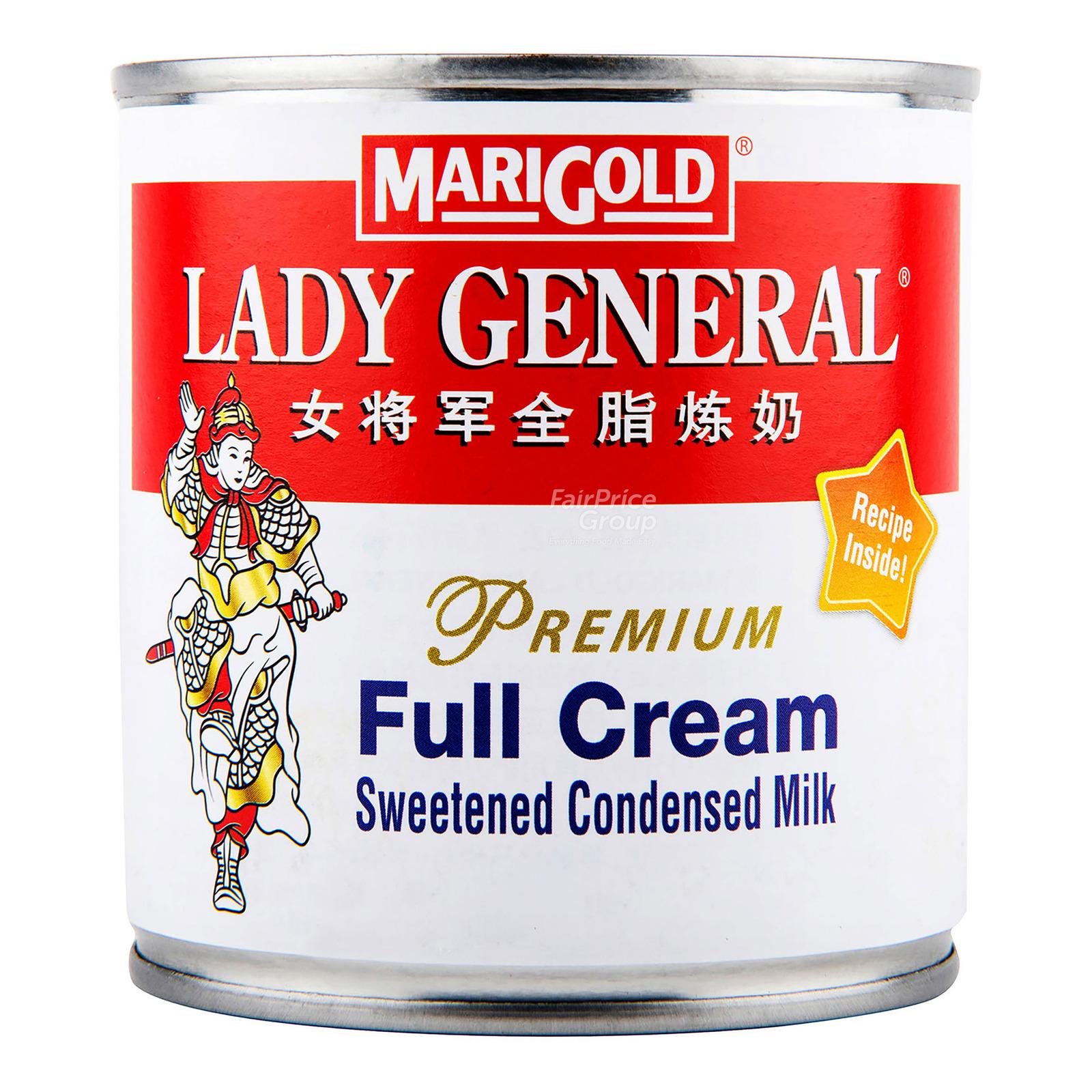 Marigold Lady General Sweetened Condensed Milk - Full Cream