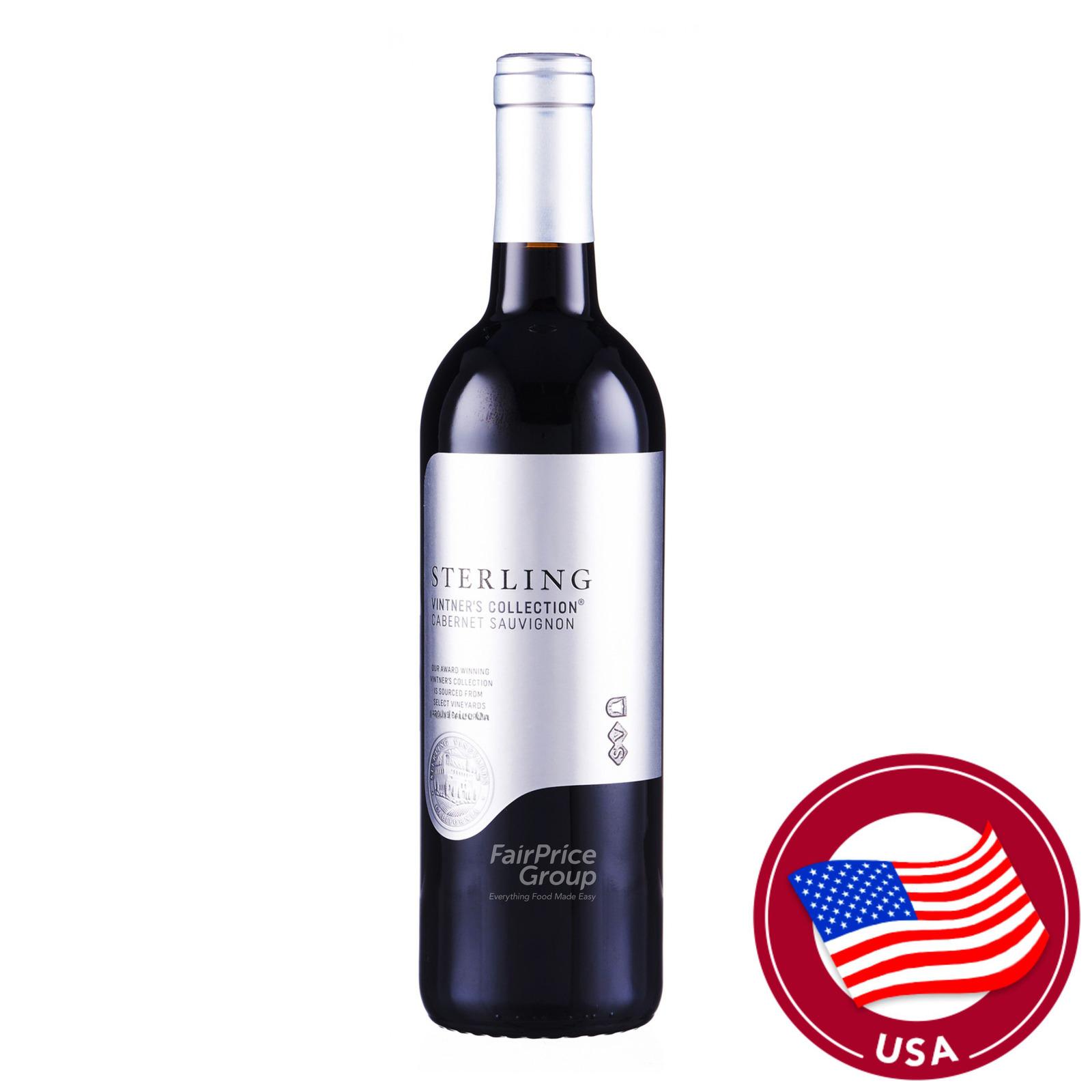 Sterling Red Wine - Cabernet Sauvignon