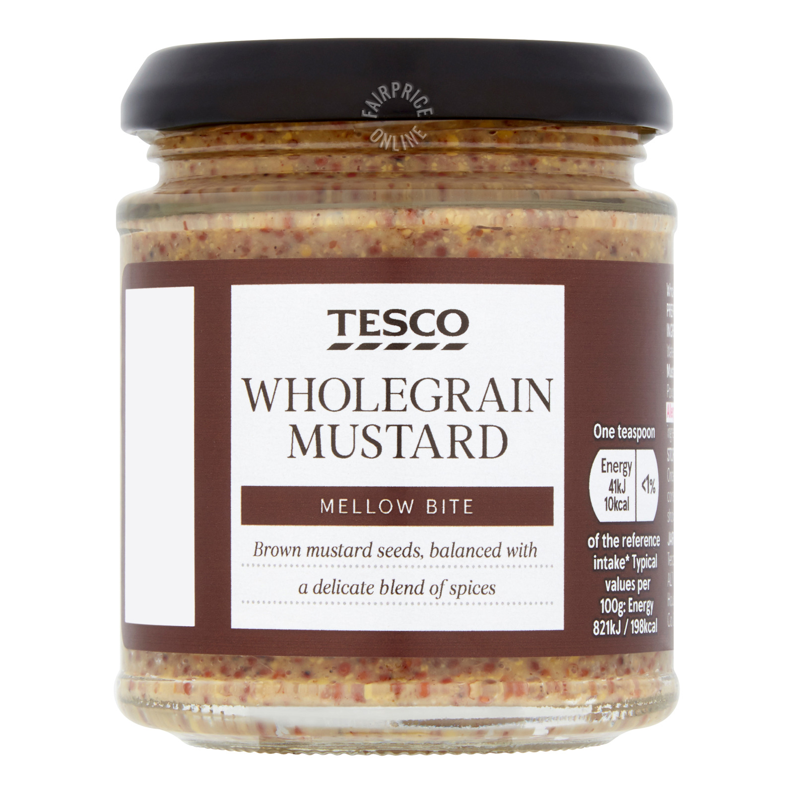 Tesco Wholegrain Mustard