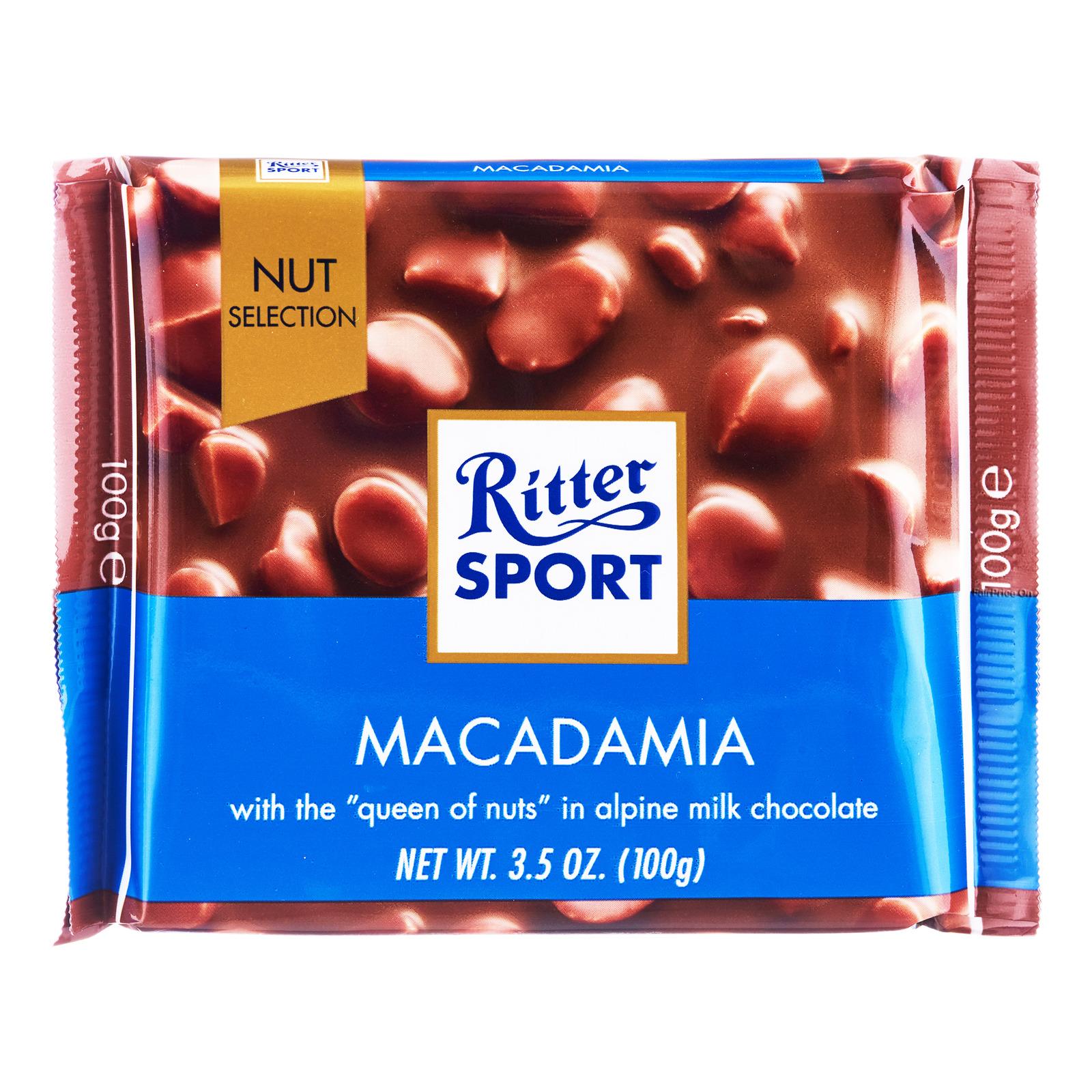 Ritter Sport Chocolate - Macadamia