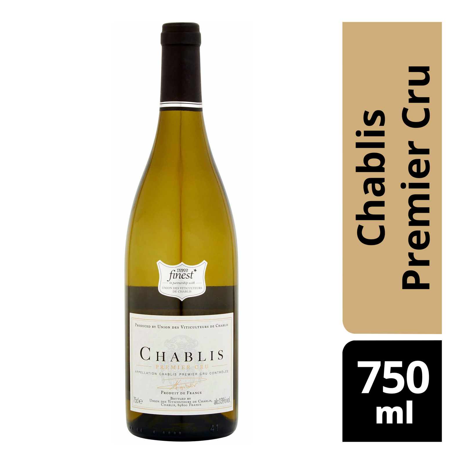 Tesco Finest White Wine - Chablis Premier Cru