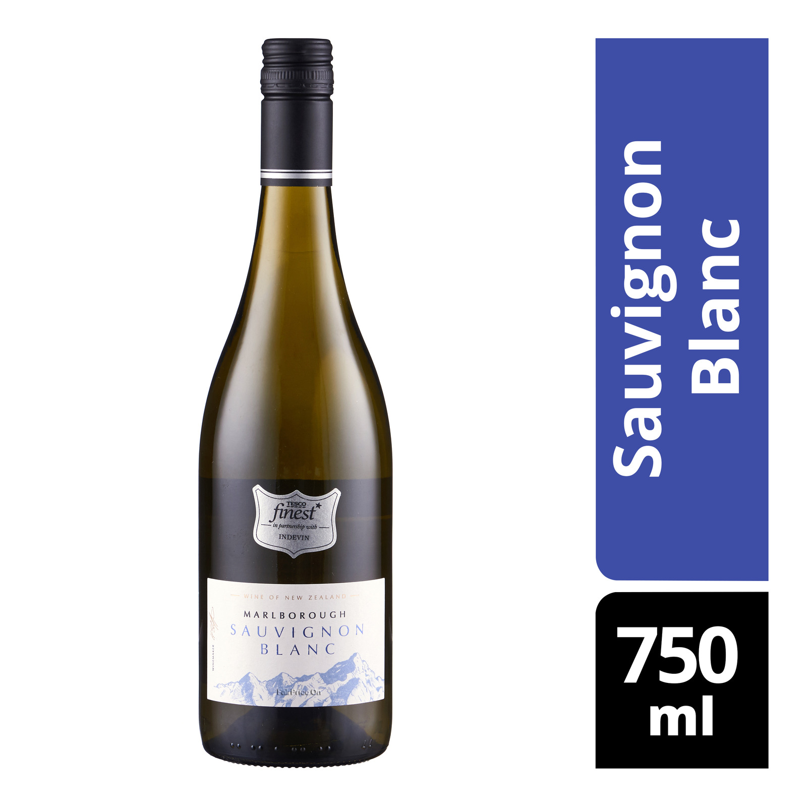 Tesco Finest White Wine - Marlborough (Sauvignon Blanc)