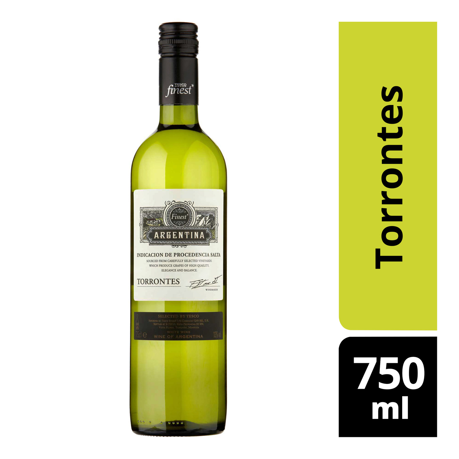 Tesco Finest White Wine - Torrontes