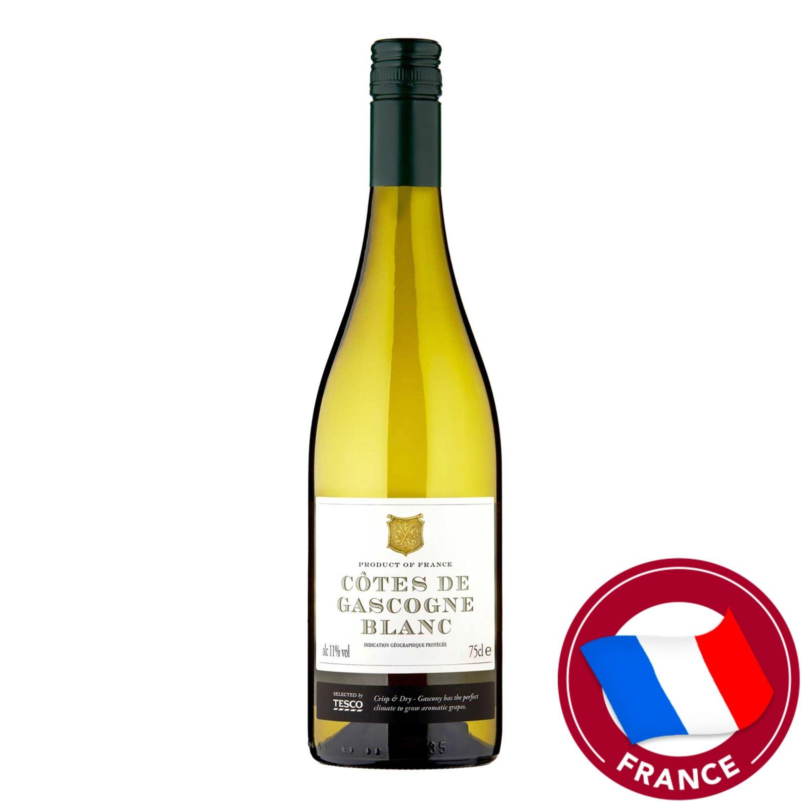 Tesco White Wine - Cotes De Gascogne Blanc