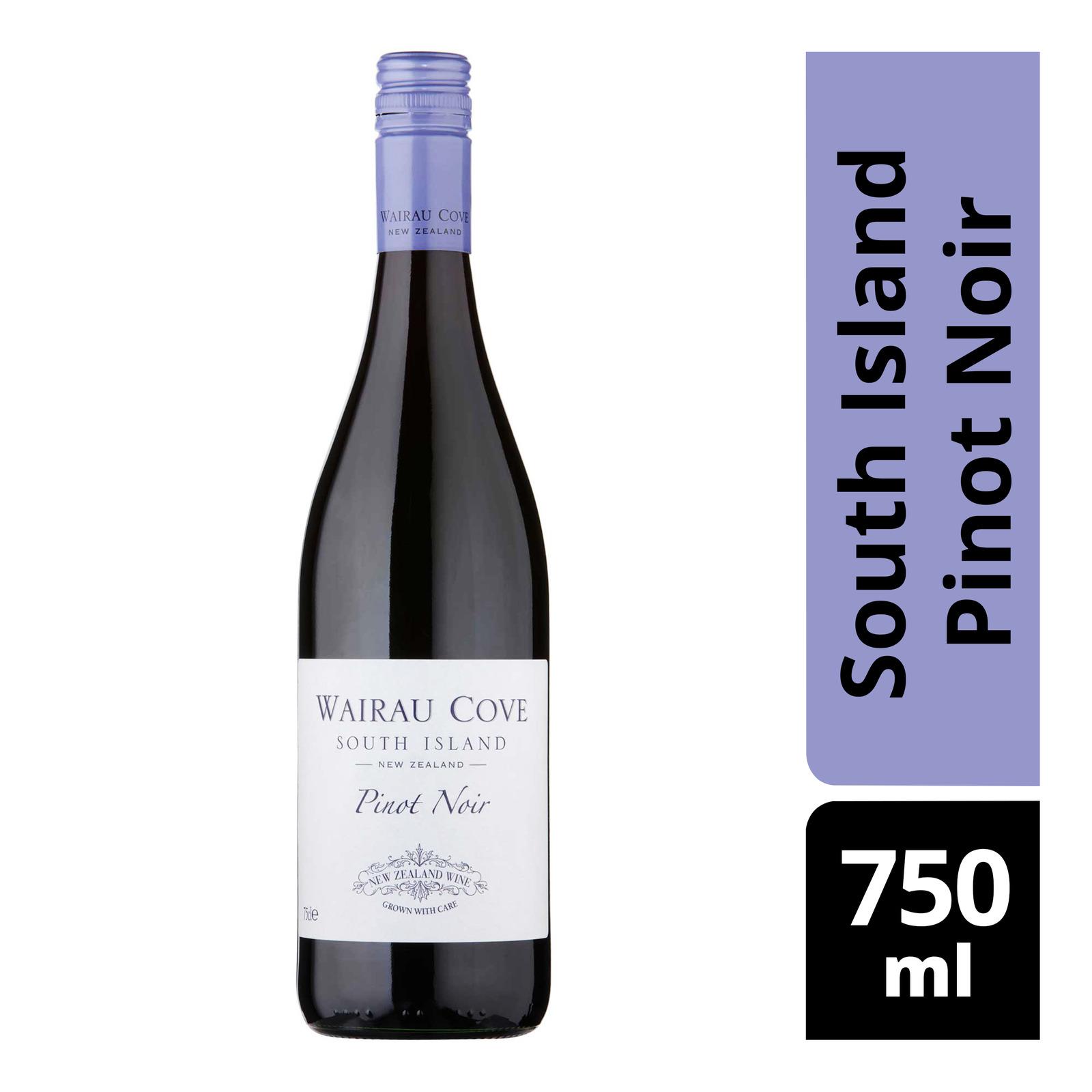 Tesco Wairau Cove White Wine - South Island Pinot Noir