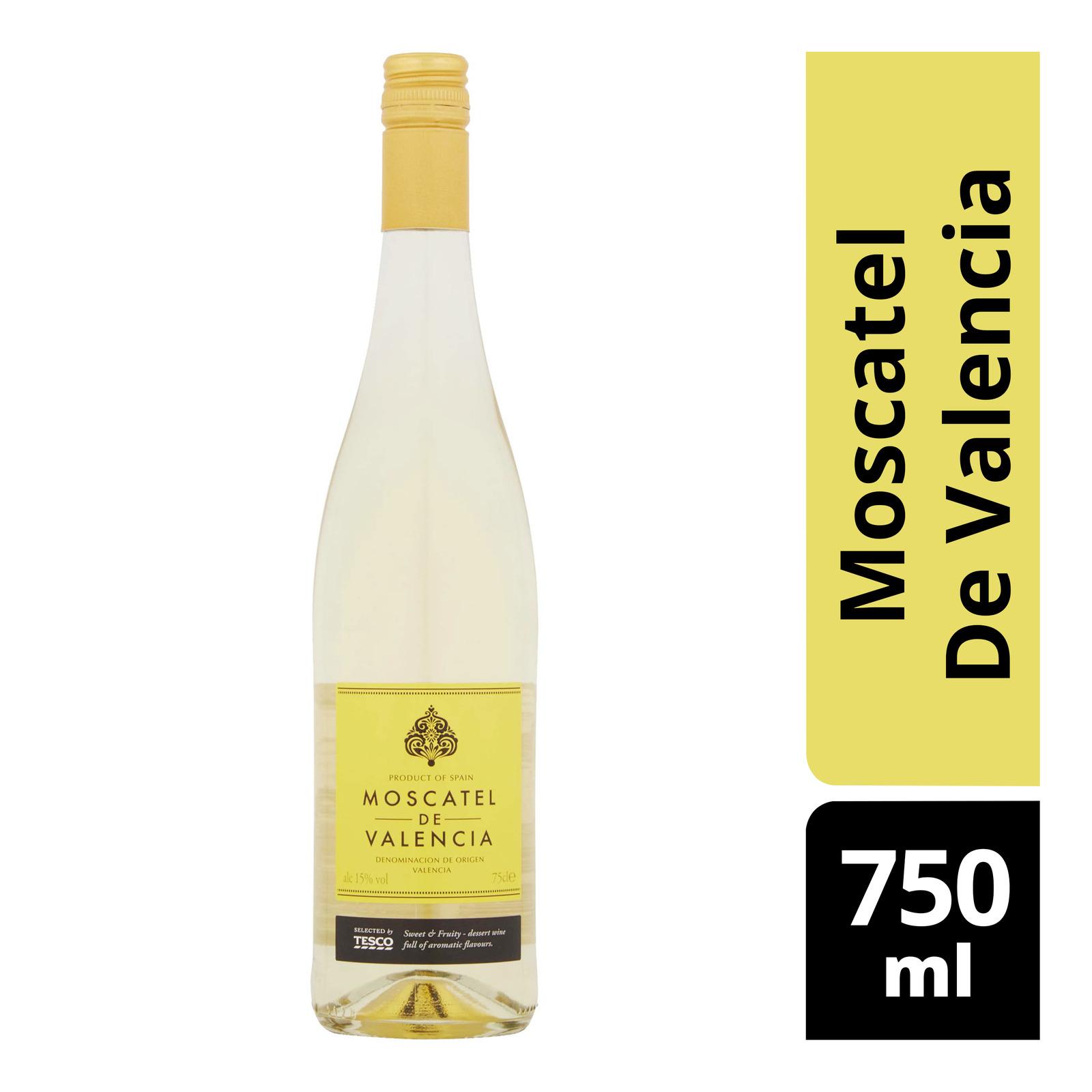 Tesco Sweet Wine - Moscatel De Valencia