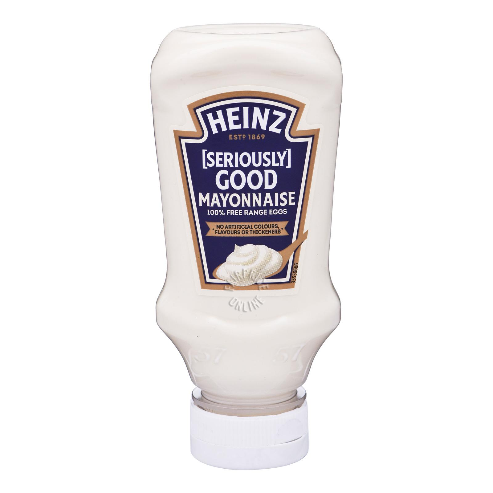 Heinz Mayonnaise - Seriously Good