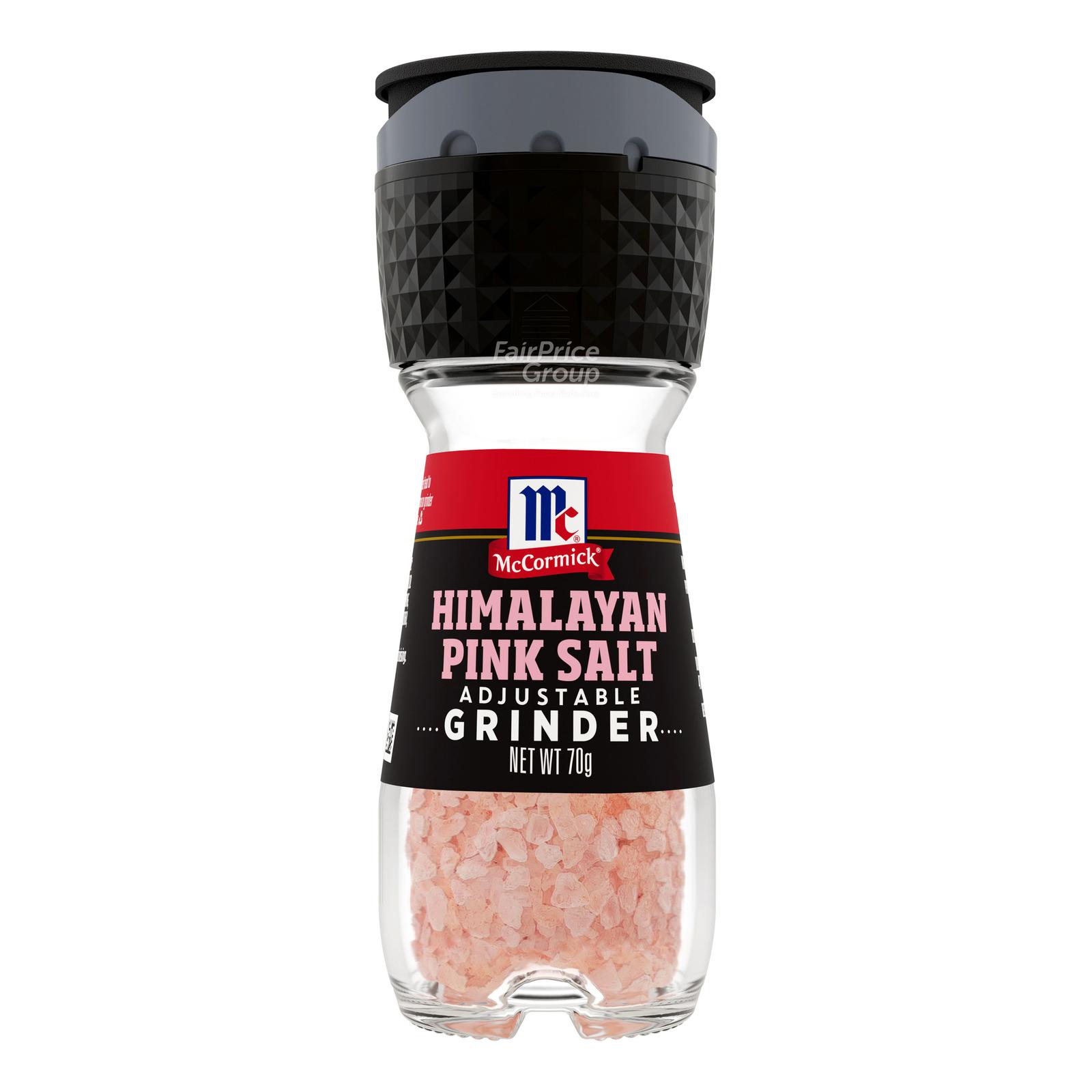 McCormick Grinder - Himalayan Pink Salt