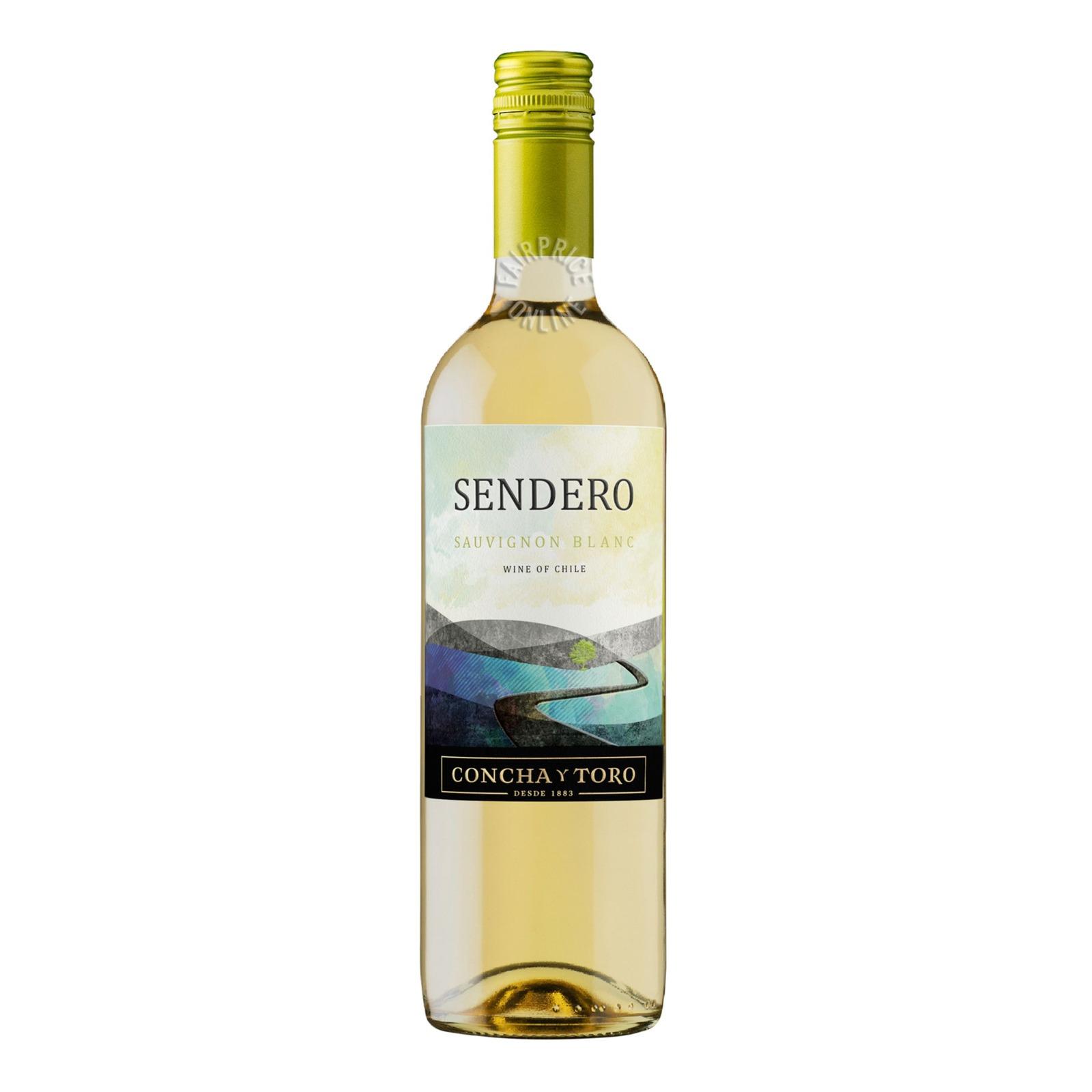 Sendero de Chile White Wine - Sauvignon Blanc