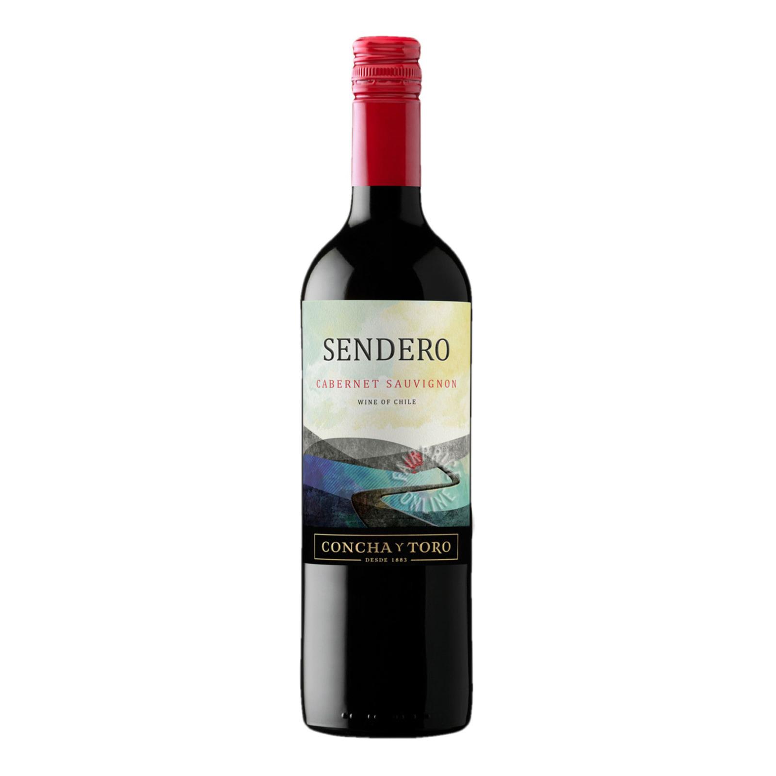 Sendero de Chile Red Wine - Cabernet Sauvignon