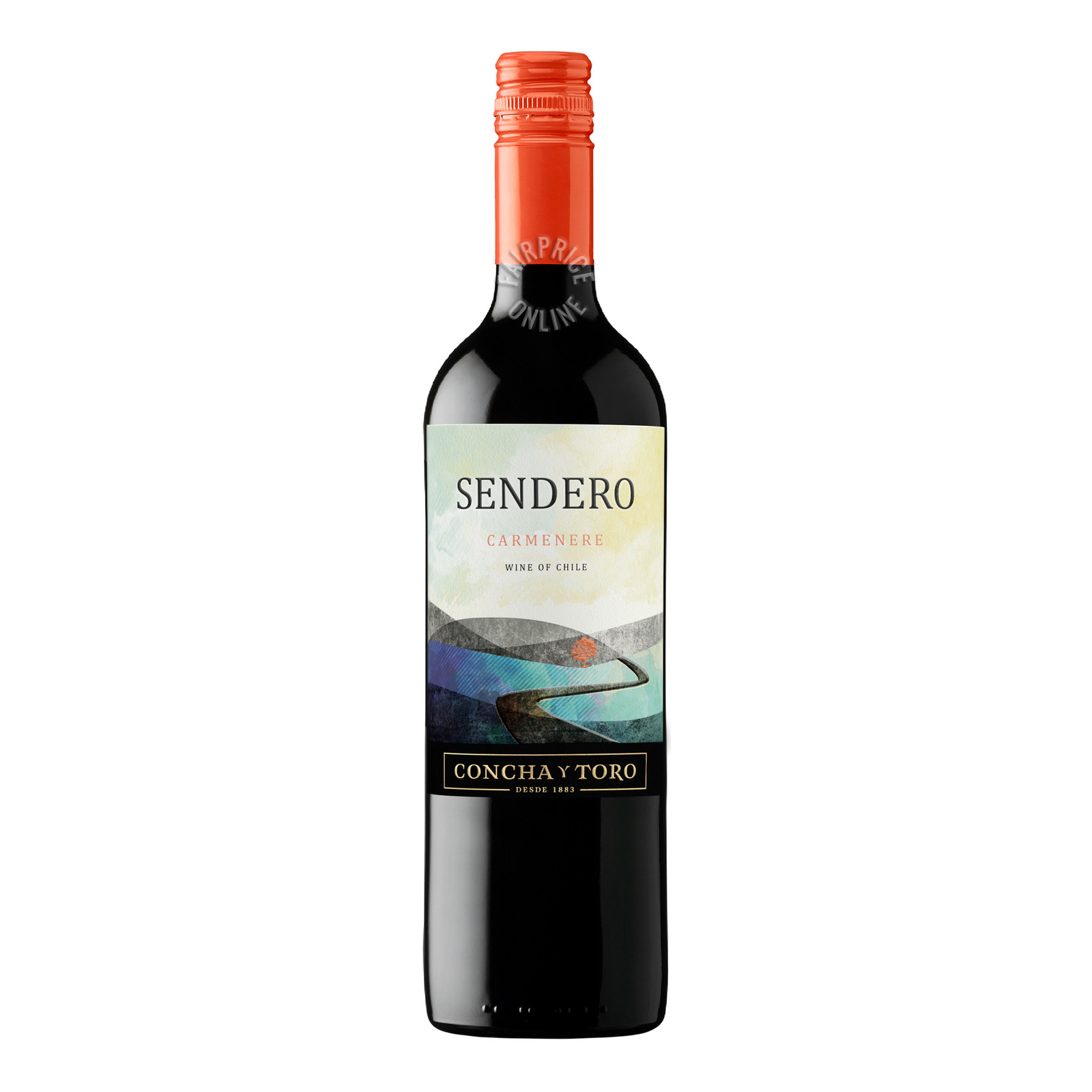 Sendero de Chile Red Wine - Carmenere
