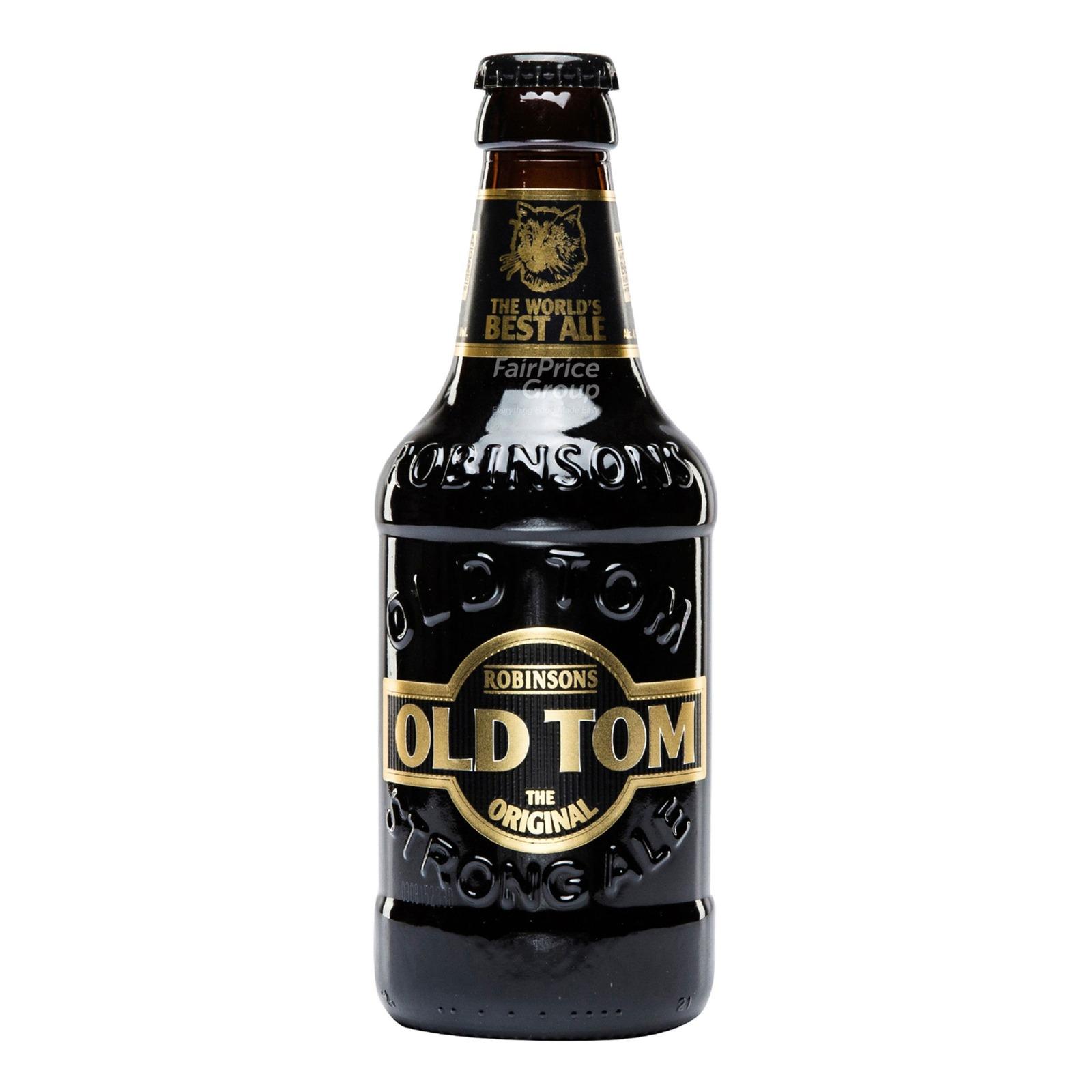 Robinsons Bottle Beer - Old Tom