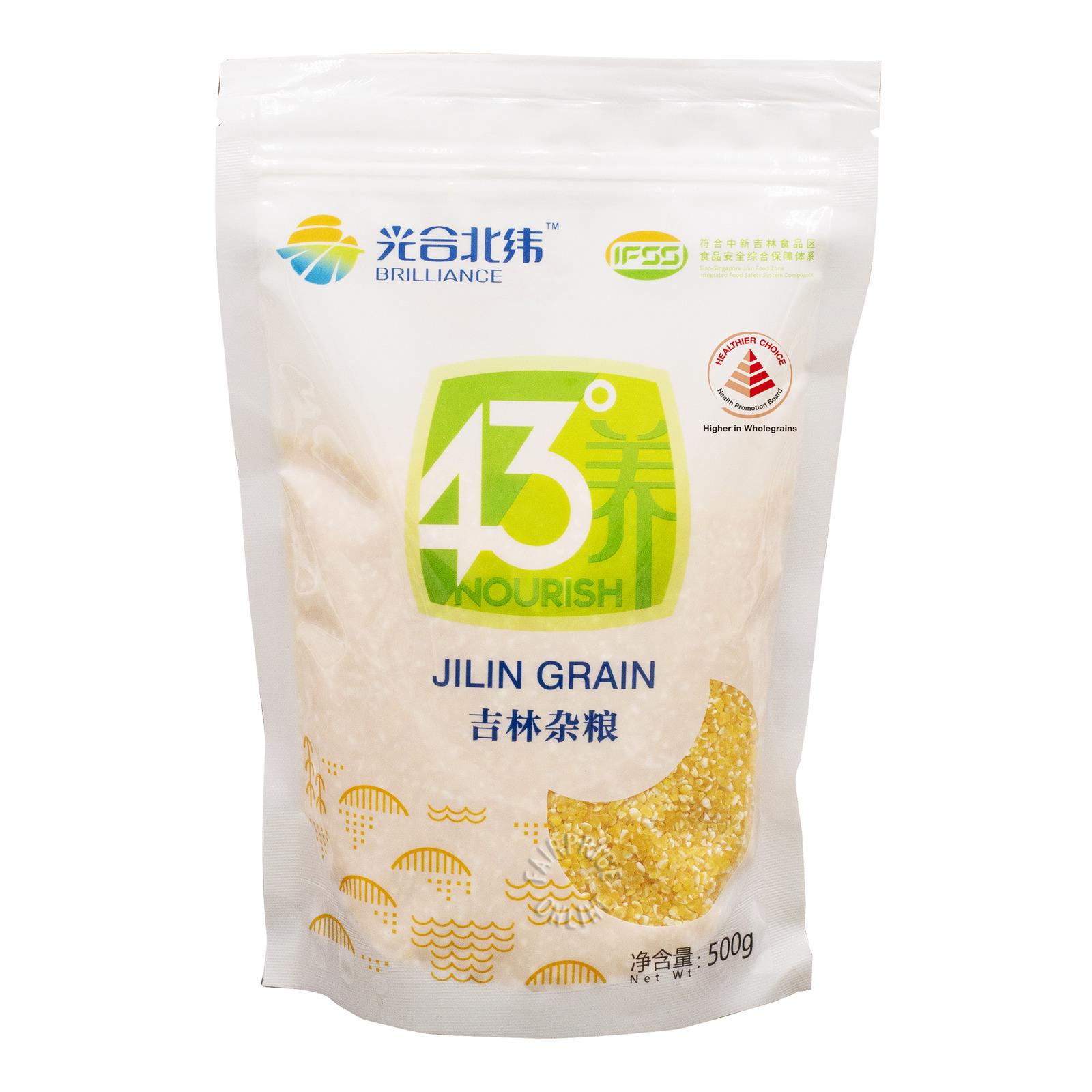 Brilliance 43° Nourish Series - Cut Maize